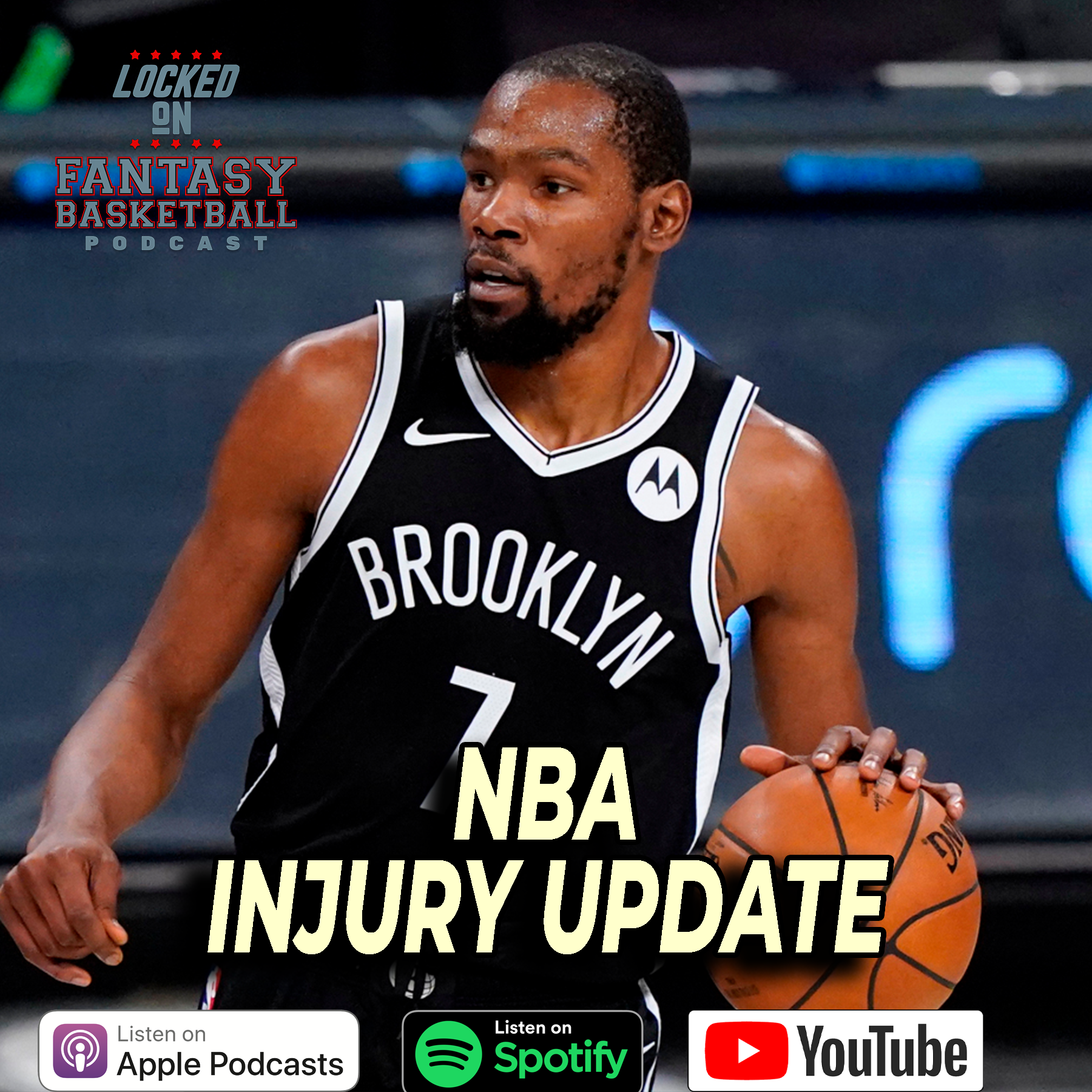 NBA Injury Update | When Is Kevin Durant Returning? | NBA Fantasy Basketball