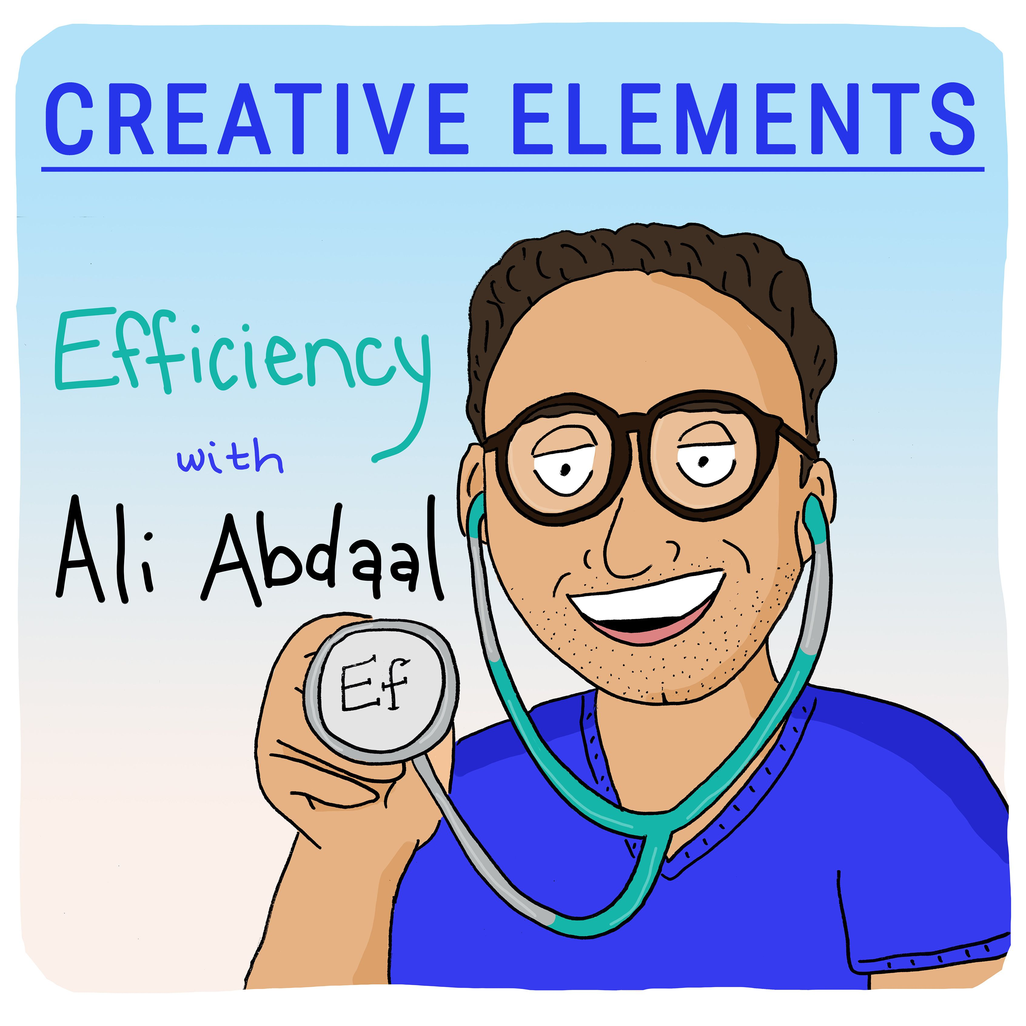 #37: Ali Abdaal [Efficiency]