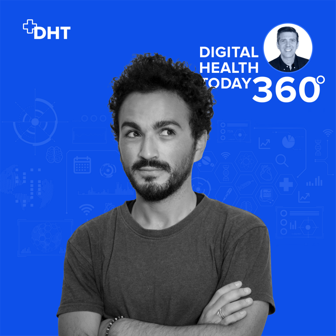 S1: #002: Amin Zayani of MedAngel.co, safeguarding your medicine and peace of mind