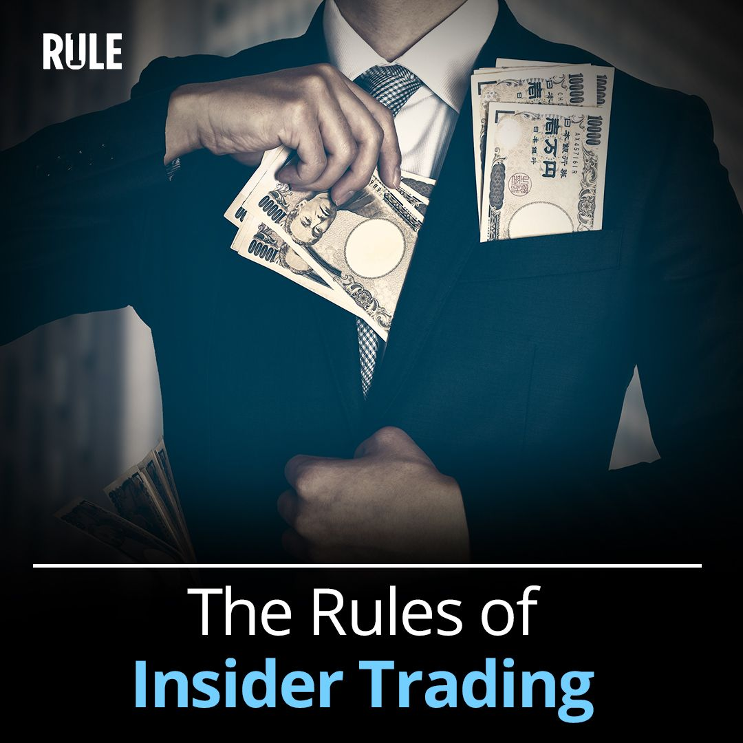 277- The Rules of Insider Trading
