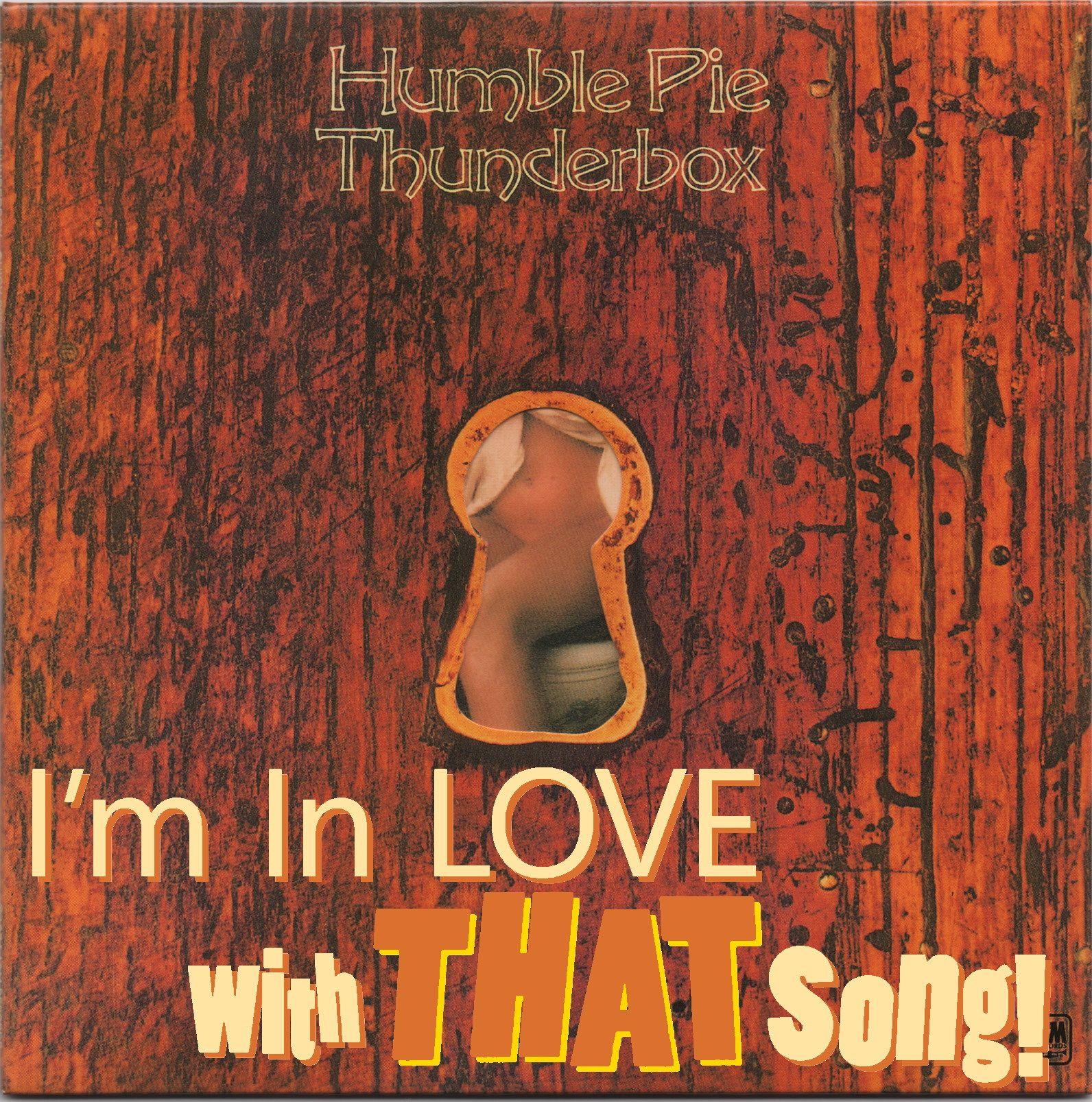 "Humble Pie - ""Thunderbox"""