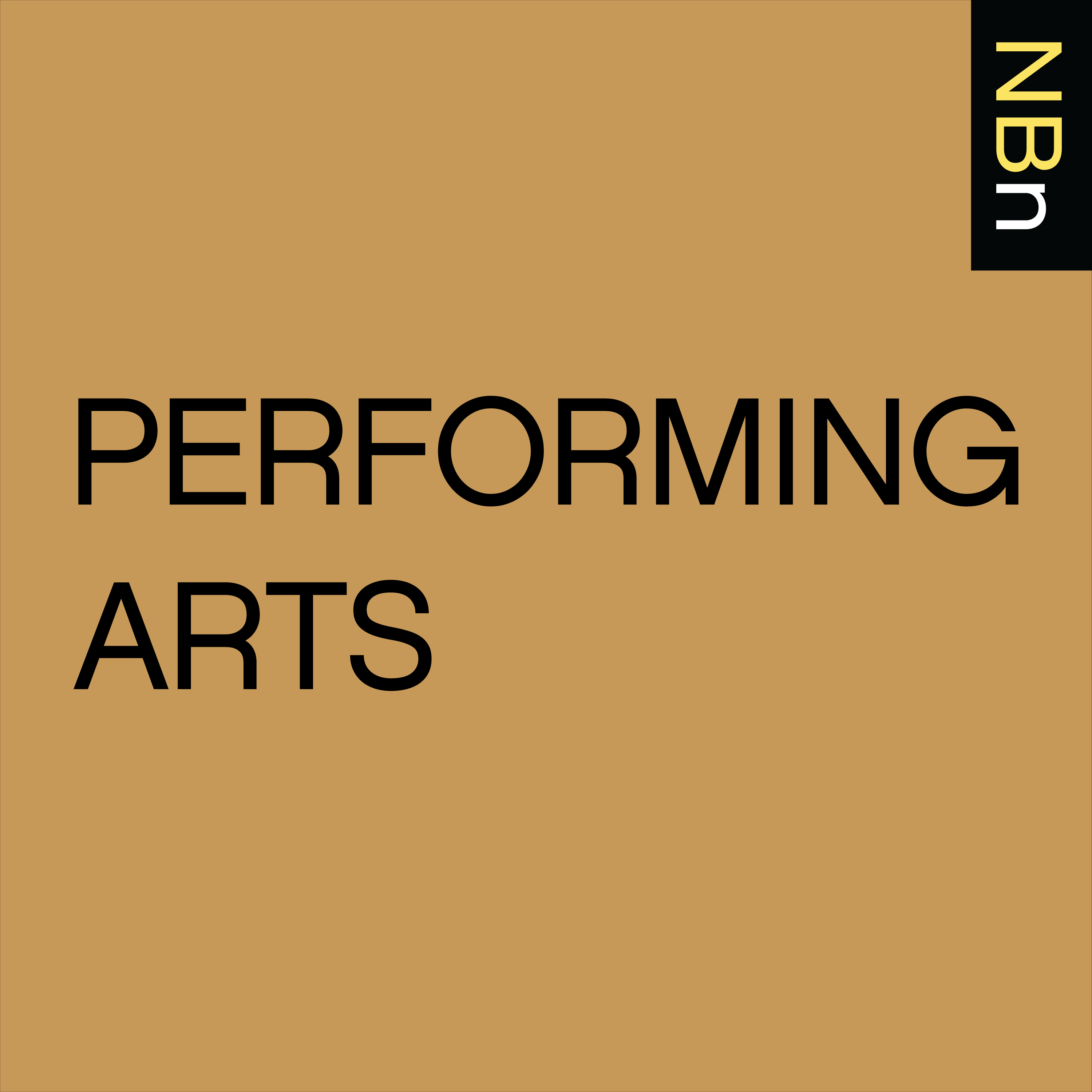 Premium Ad-Free: New Books in Performing Arts podcast tile