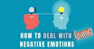 """How To Overcome Negative Emotions In A Negotiation"""