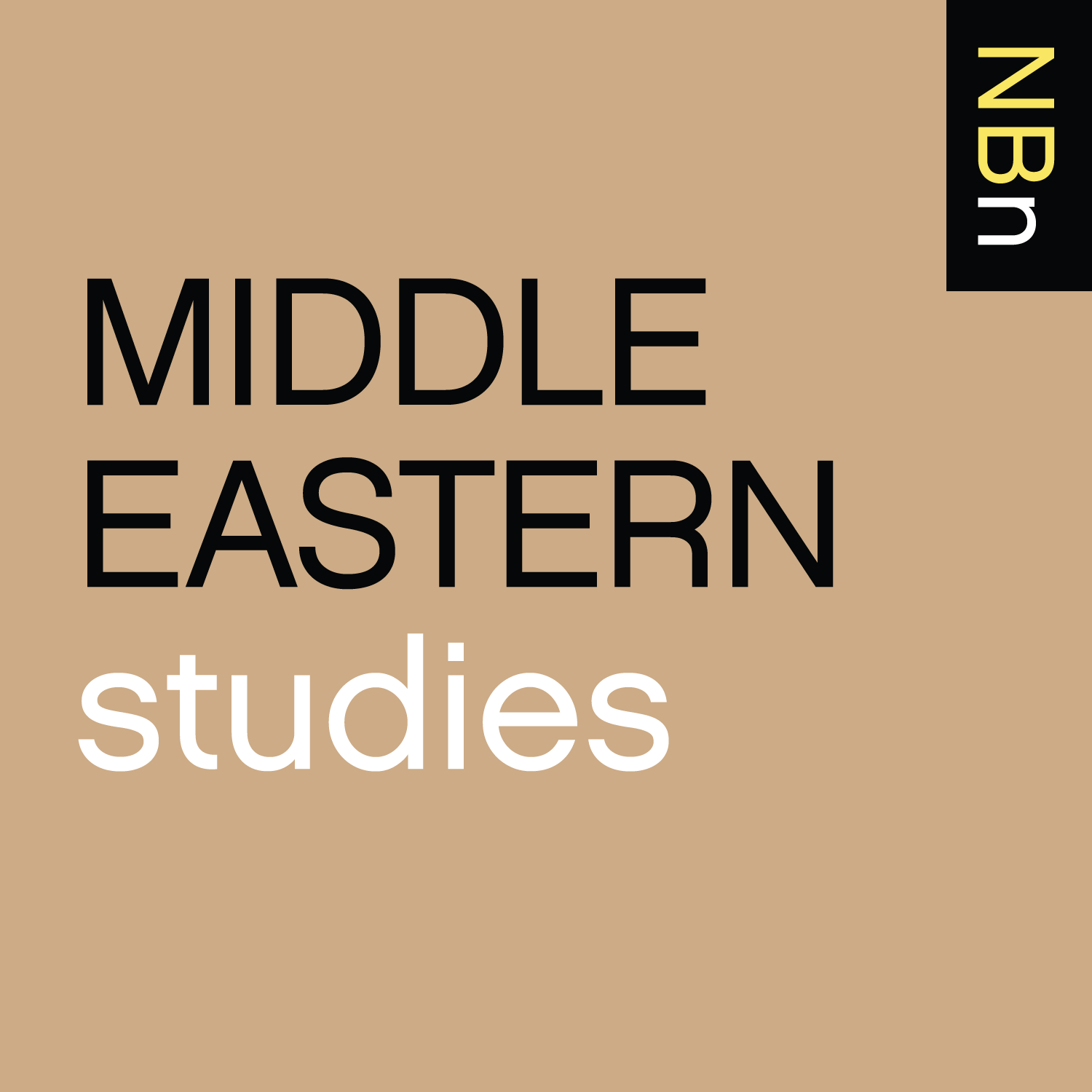 New Books in Middle Eastern Studies podcast tile