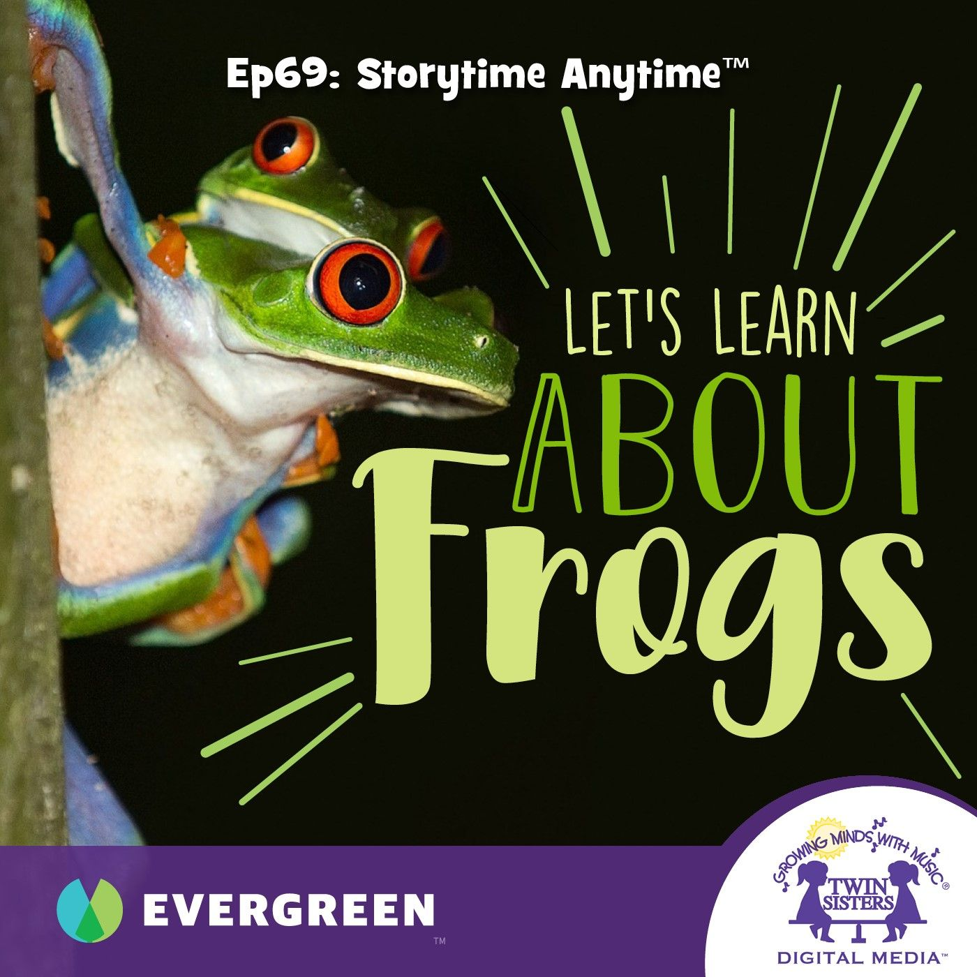 Let's Learn About Frogs