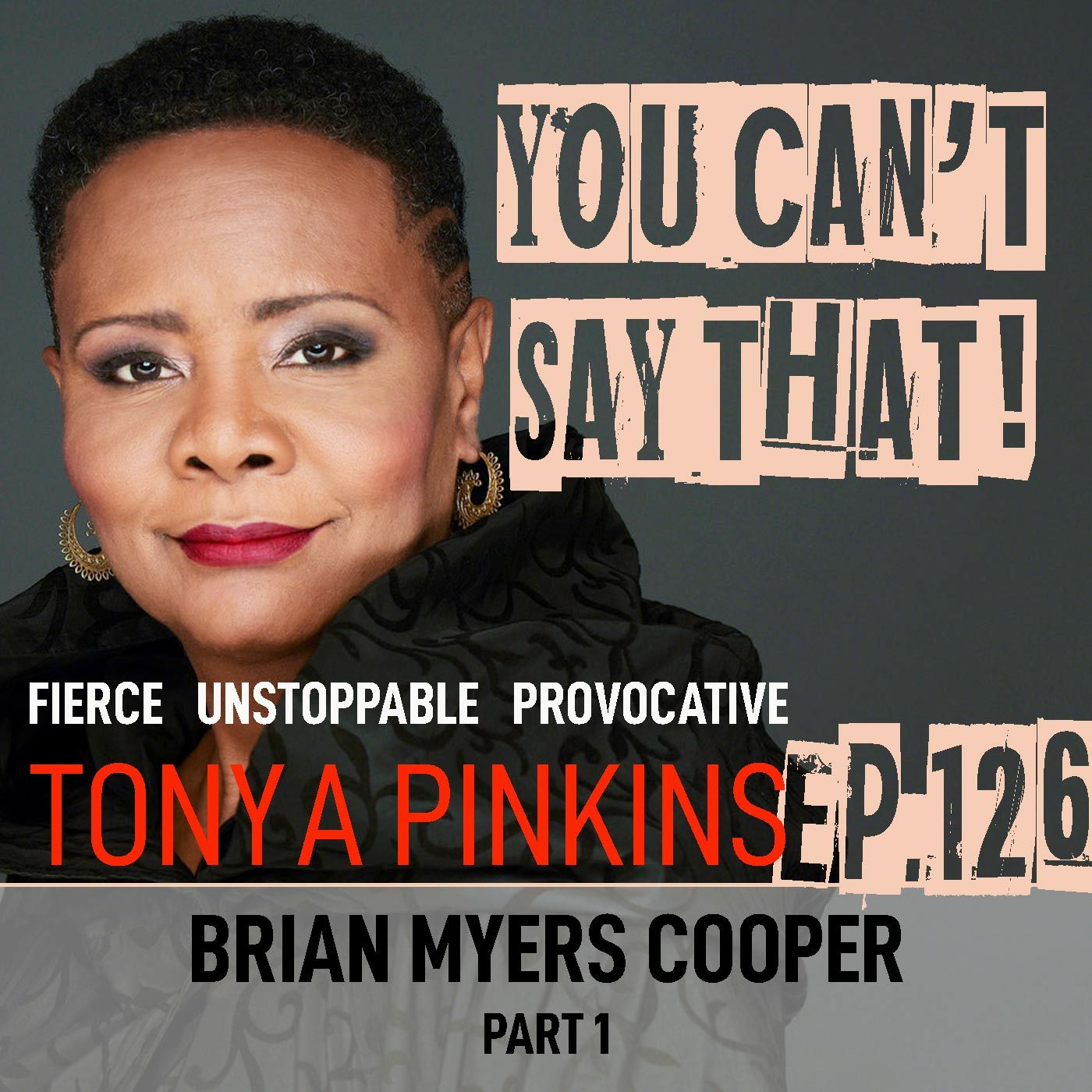 Ep126 - Brian Myers Cooper (Part 1)