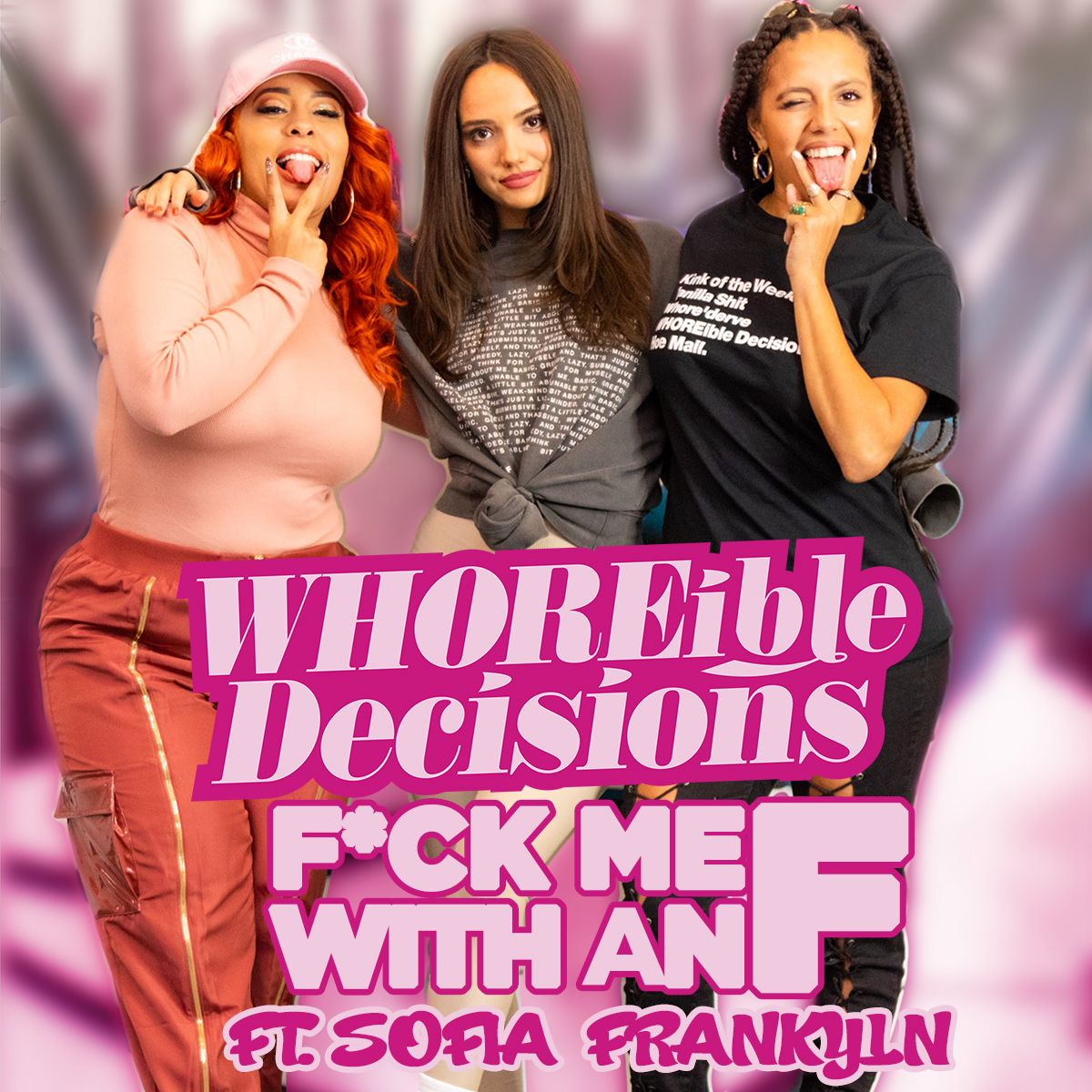 Ep195: F**k Me with an F (Ft. Sofia Franklyn)