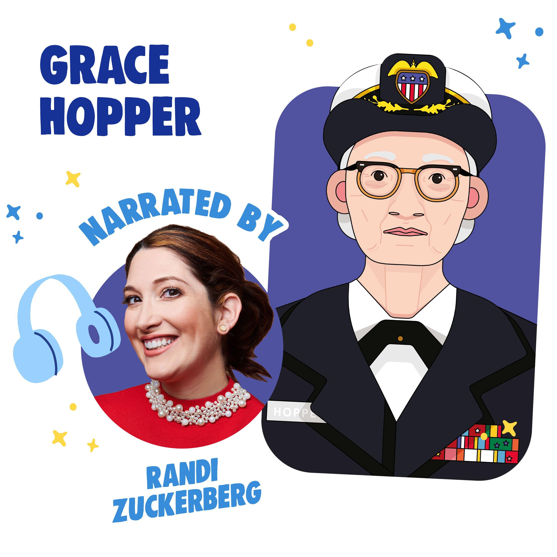 Grace Hopper Read by Randi Zuckerberg