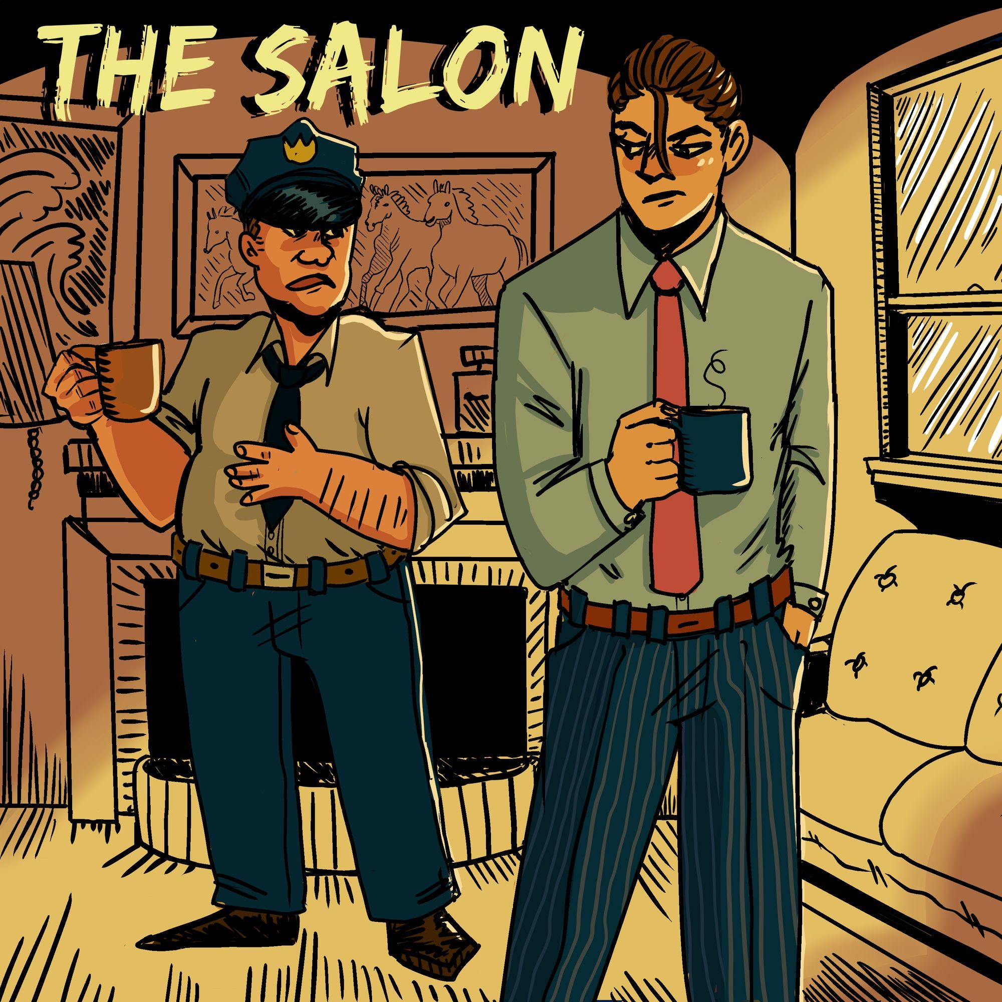 The Salon (Chapter 4 of MITGR)