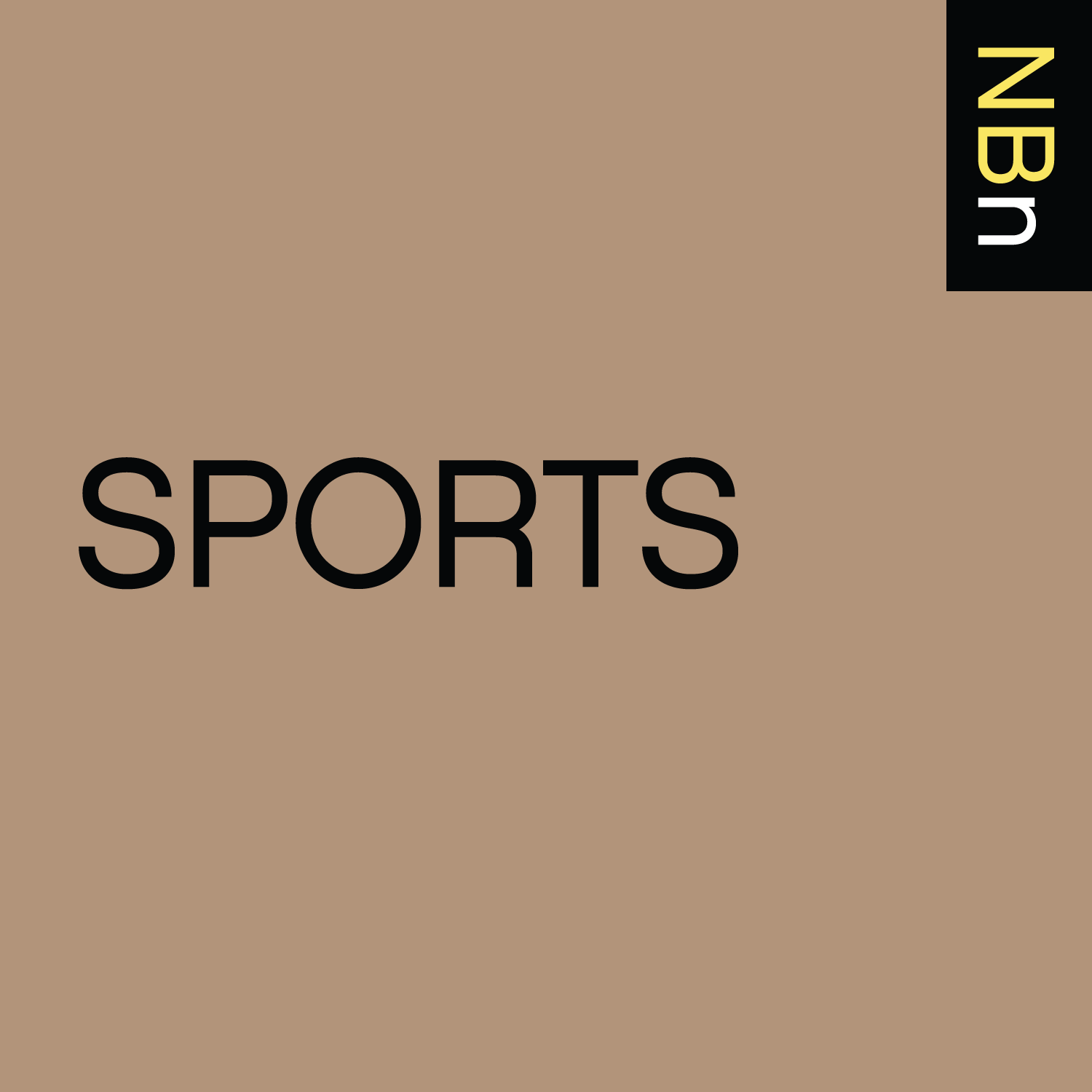 New Books in Sports podcast tile