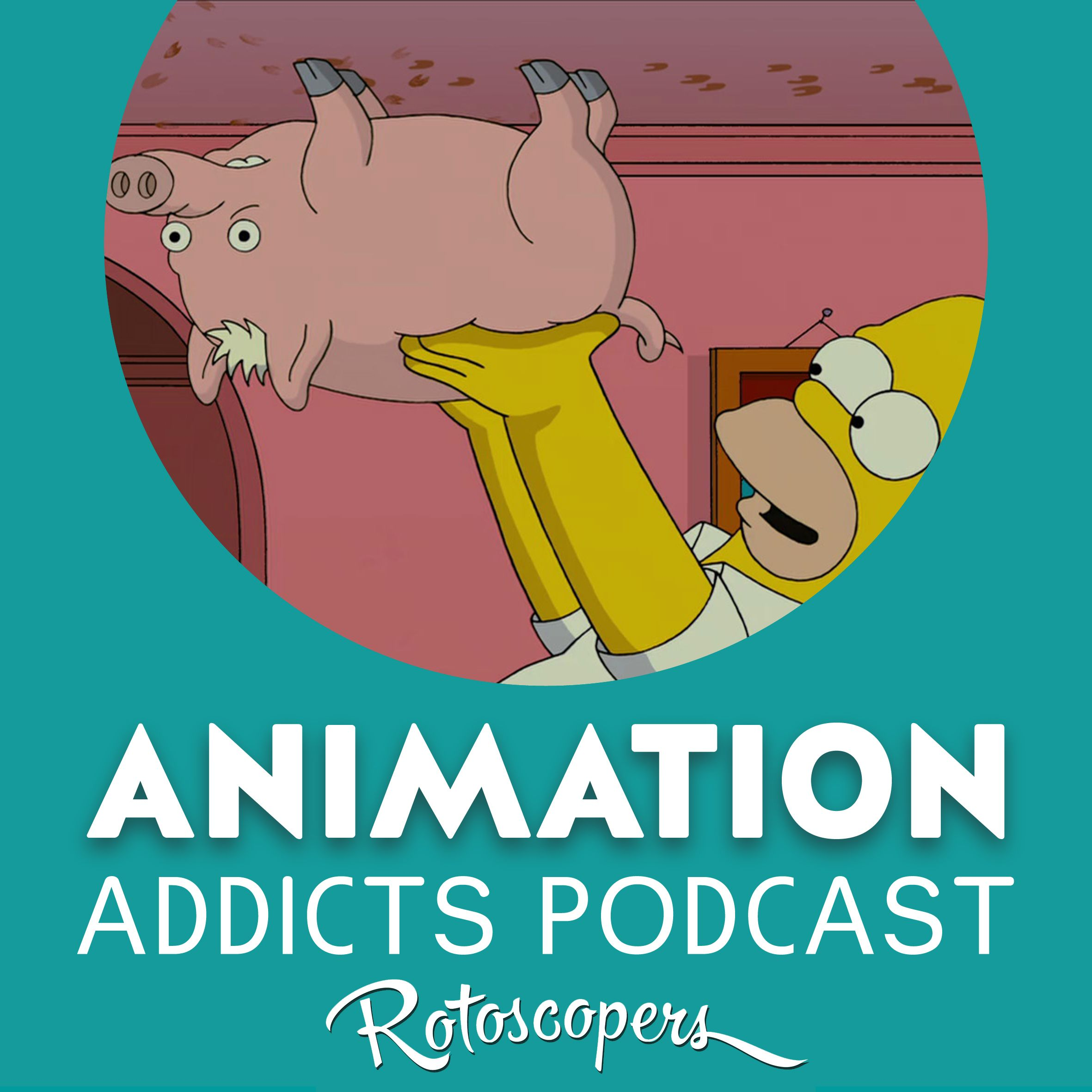096 The Simpsons Movie I Was Beat In Tic Tac Toe By A Chicken Animation Addicts Podcast Disney Pixar Animated Movie Reviews Interviews Rotoscopers Podcast Podtail