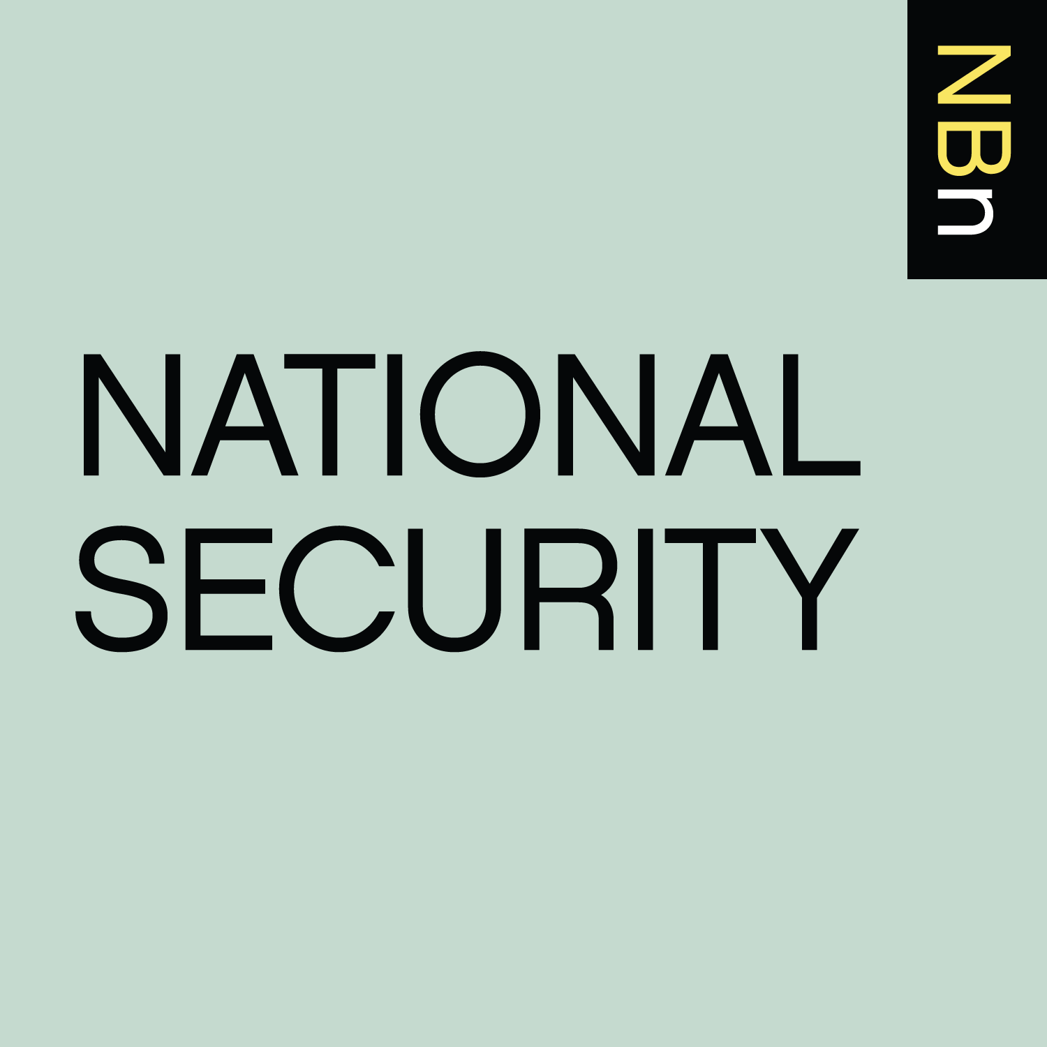Premium Ad-Free: New Books in National Security podcast tile