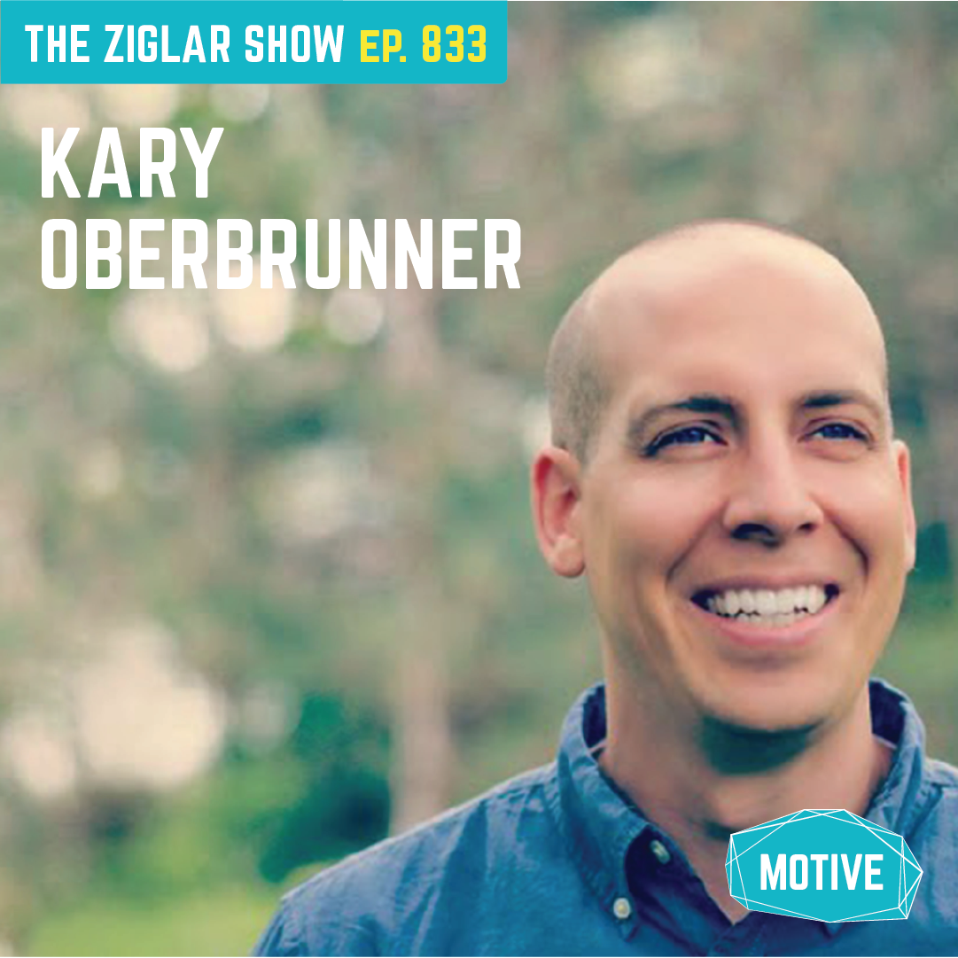 833: Purpose Conquers Distraction | Kary Oberbrunner