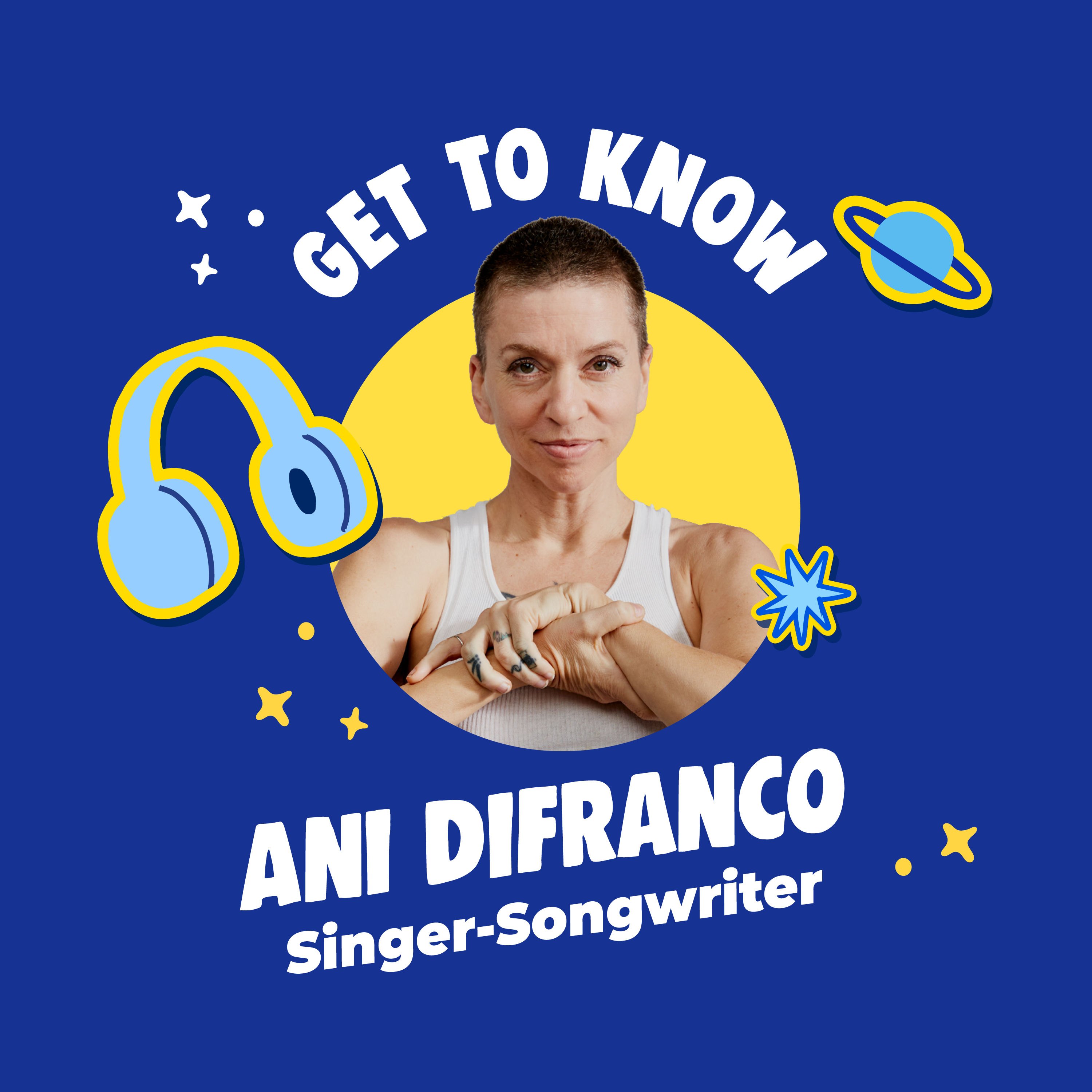 Get to Know Ani DiFranco