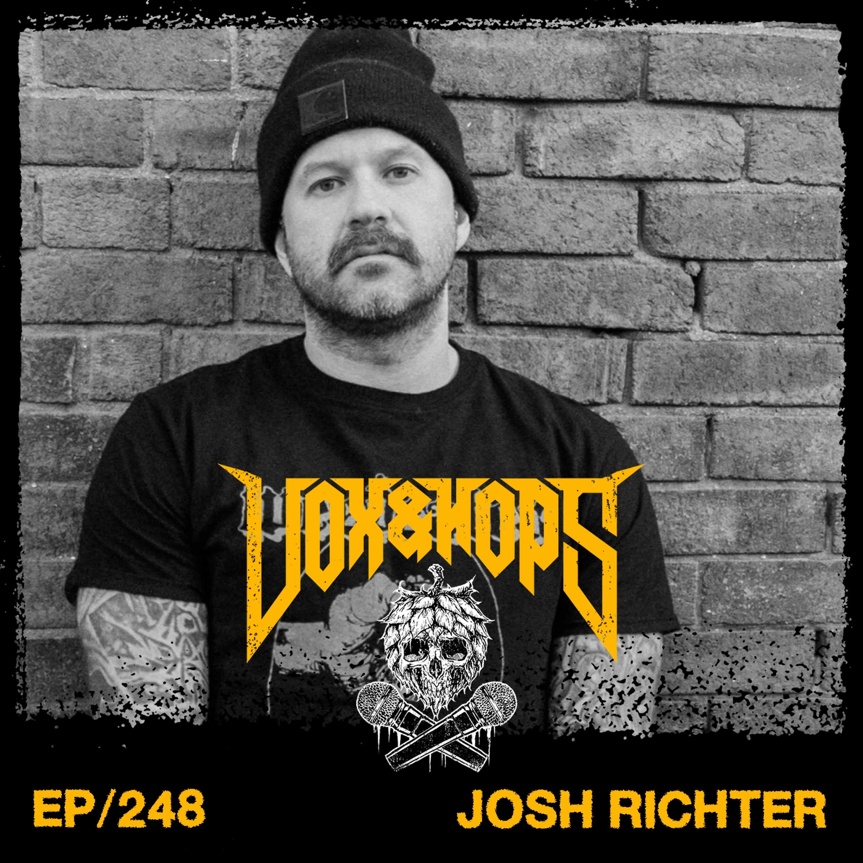 Death Metal Love Songs with Josh Richter of Bather