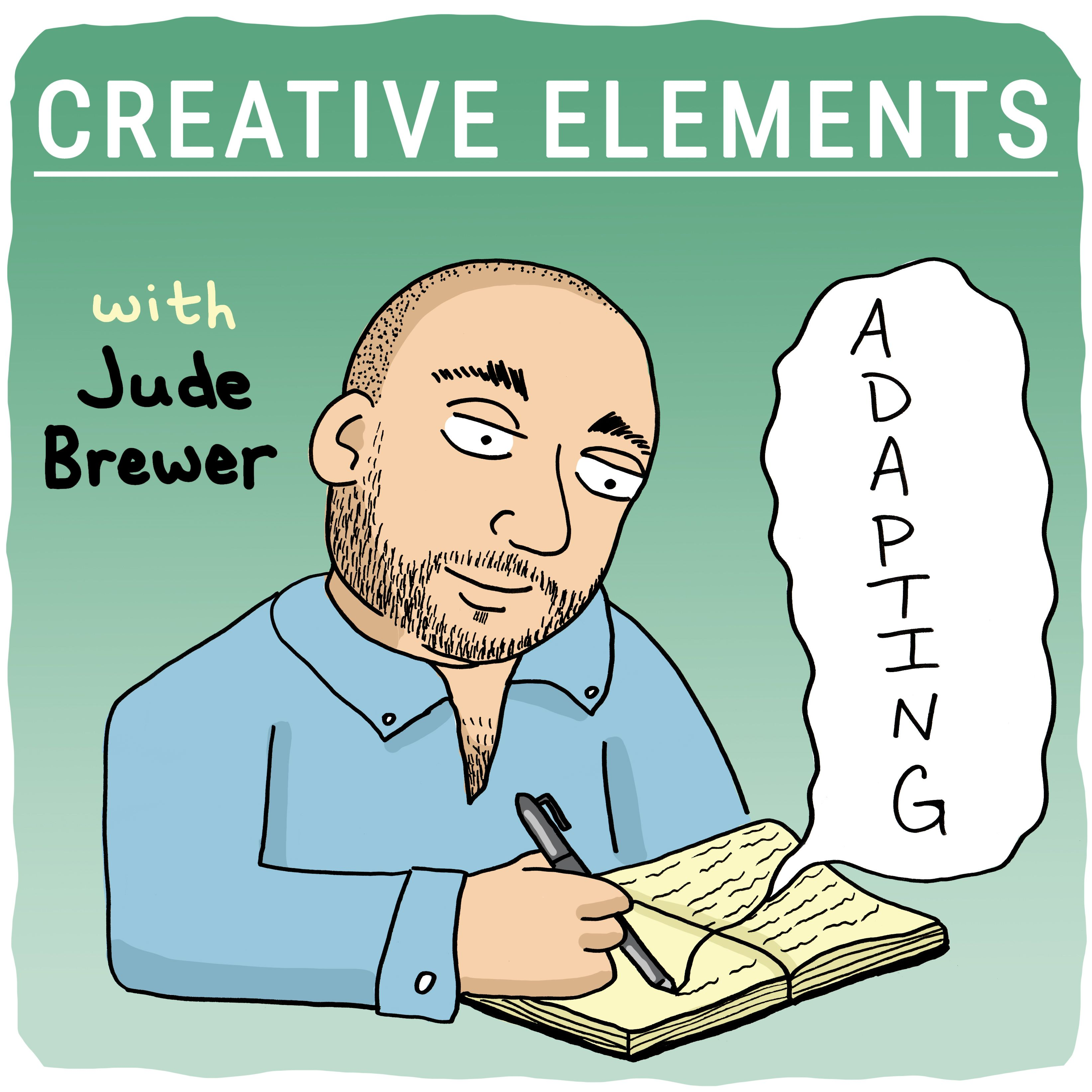 #17: Jude Brewer [Adapting]