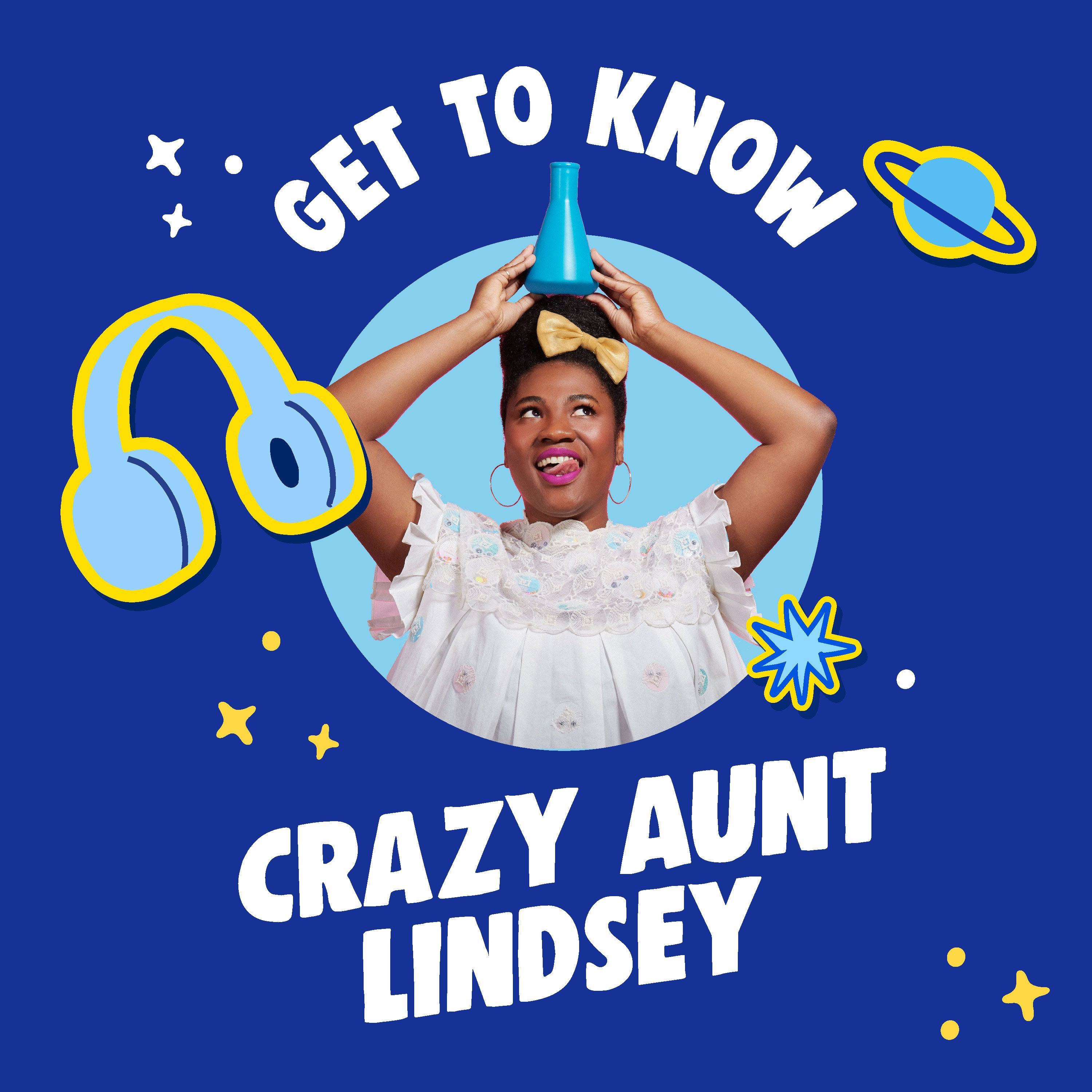 """Get To Know Lindsey """"Crazy Aunt Lindsey"""" Murphy"""