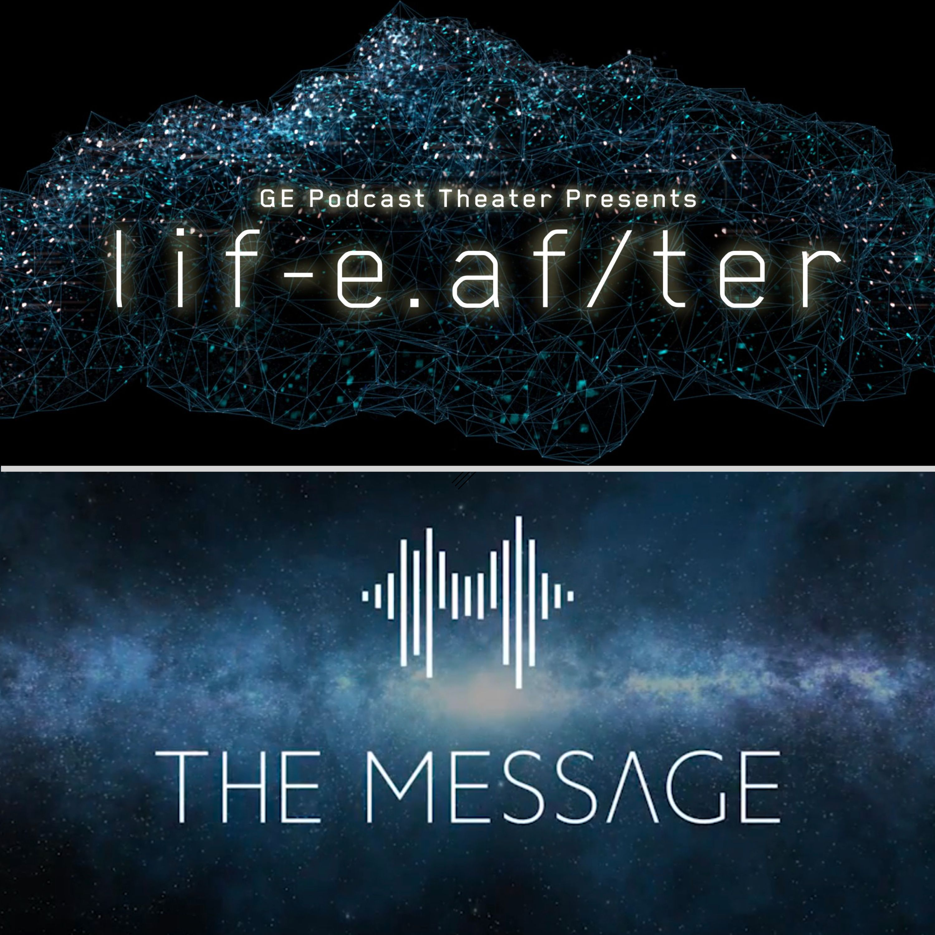 """""""    LifeAfter/The Message """" Podcast"""