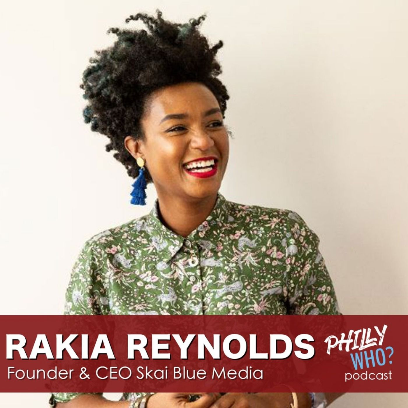 Rakia Reynolds: Helping Serena Williams & Other Celebrities Share Their Stories