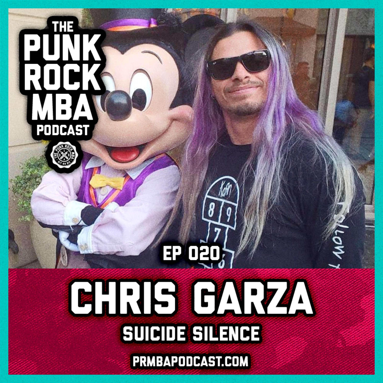 Chris Garza (Suicide Silence)