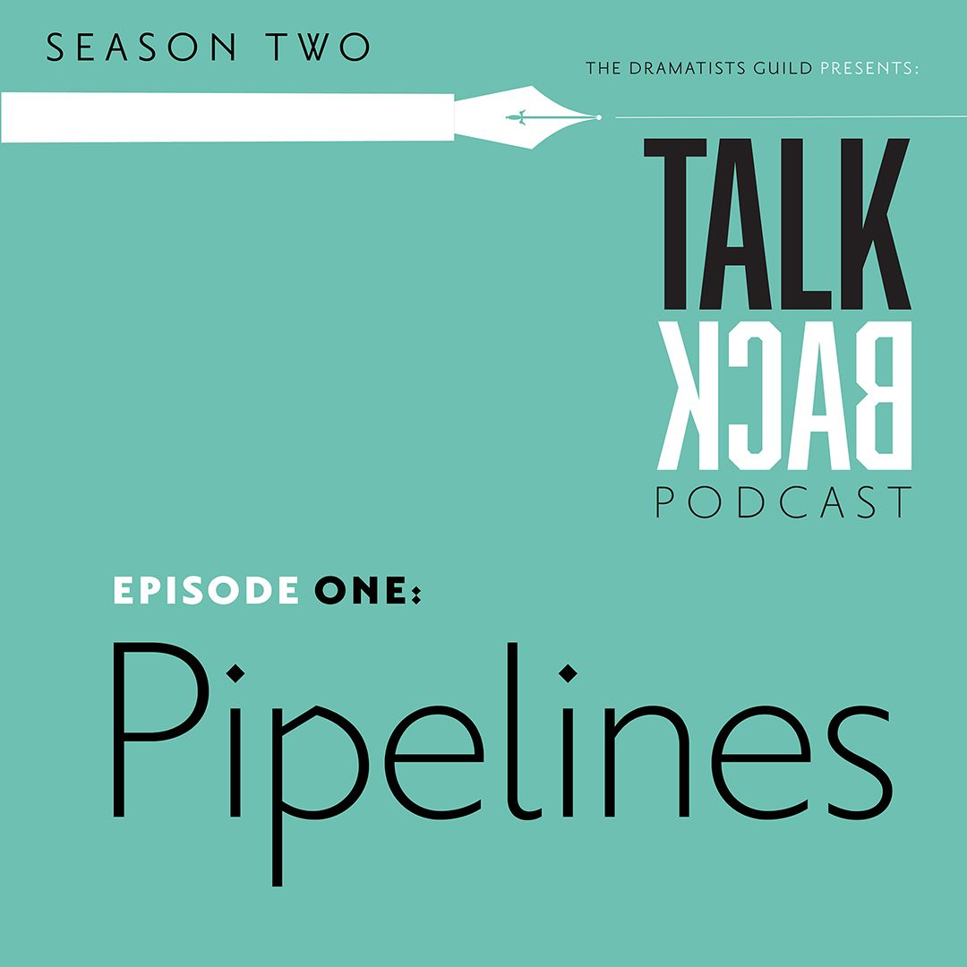 S2 #1 Georgia and Lloyd talk about the Pipeline