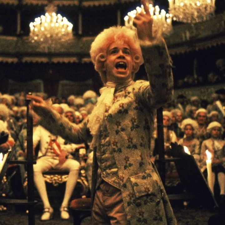 #796: Top 5 Mozart Moments in Movies / Amadeus (8 From '84)