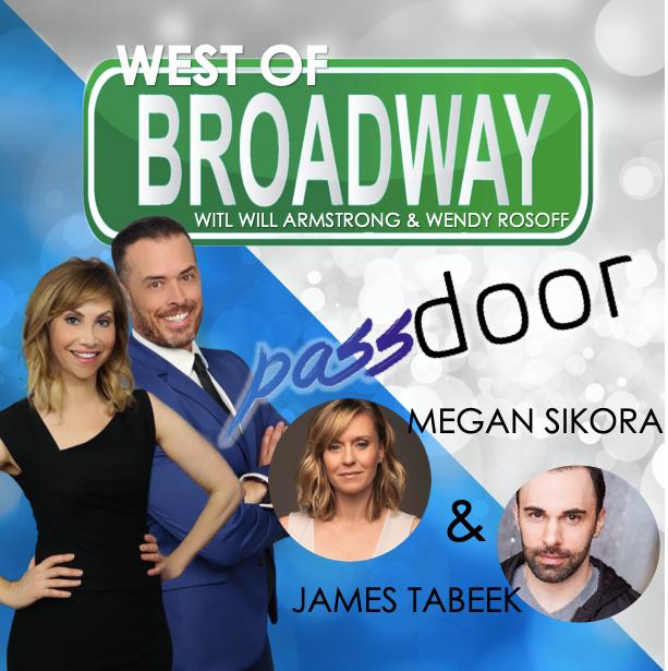 Discussing PASSDOOR w/ Megan Sikora & James Tabeek