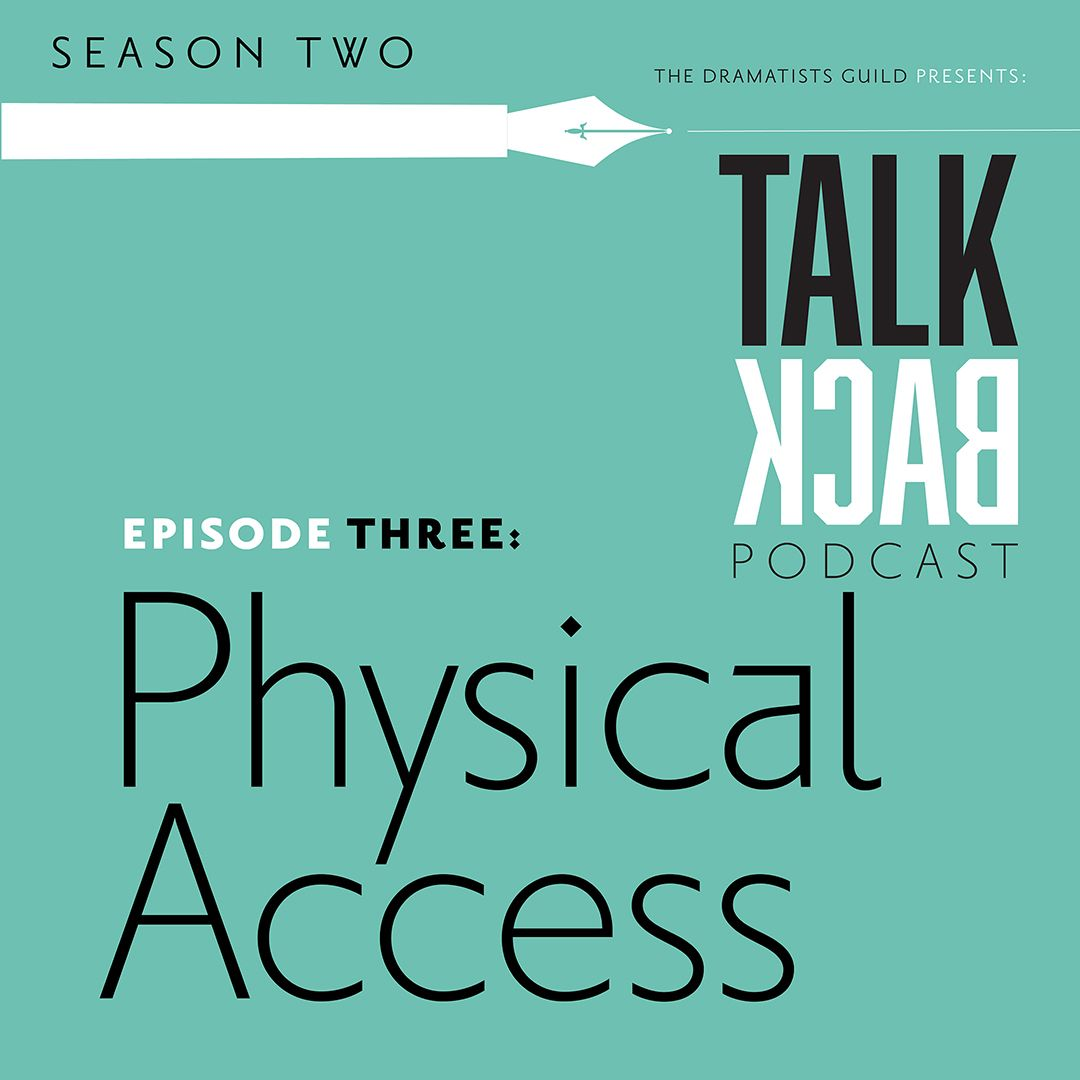 S2 #3 Gregg and Katy talk about Physical Access