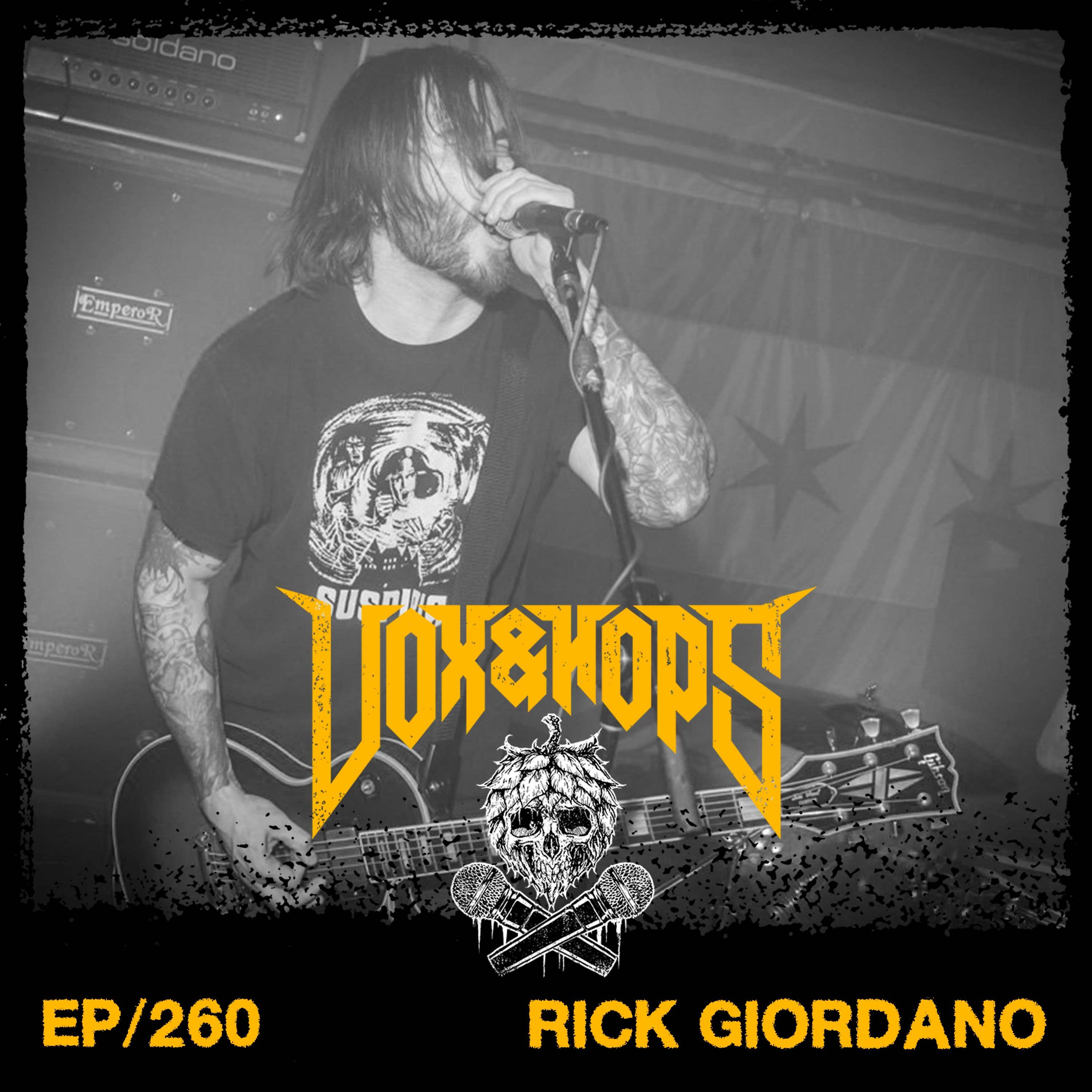 The 9 Year Old Metal Elitist with Rick Giordano of The Lion's Daughter