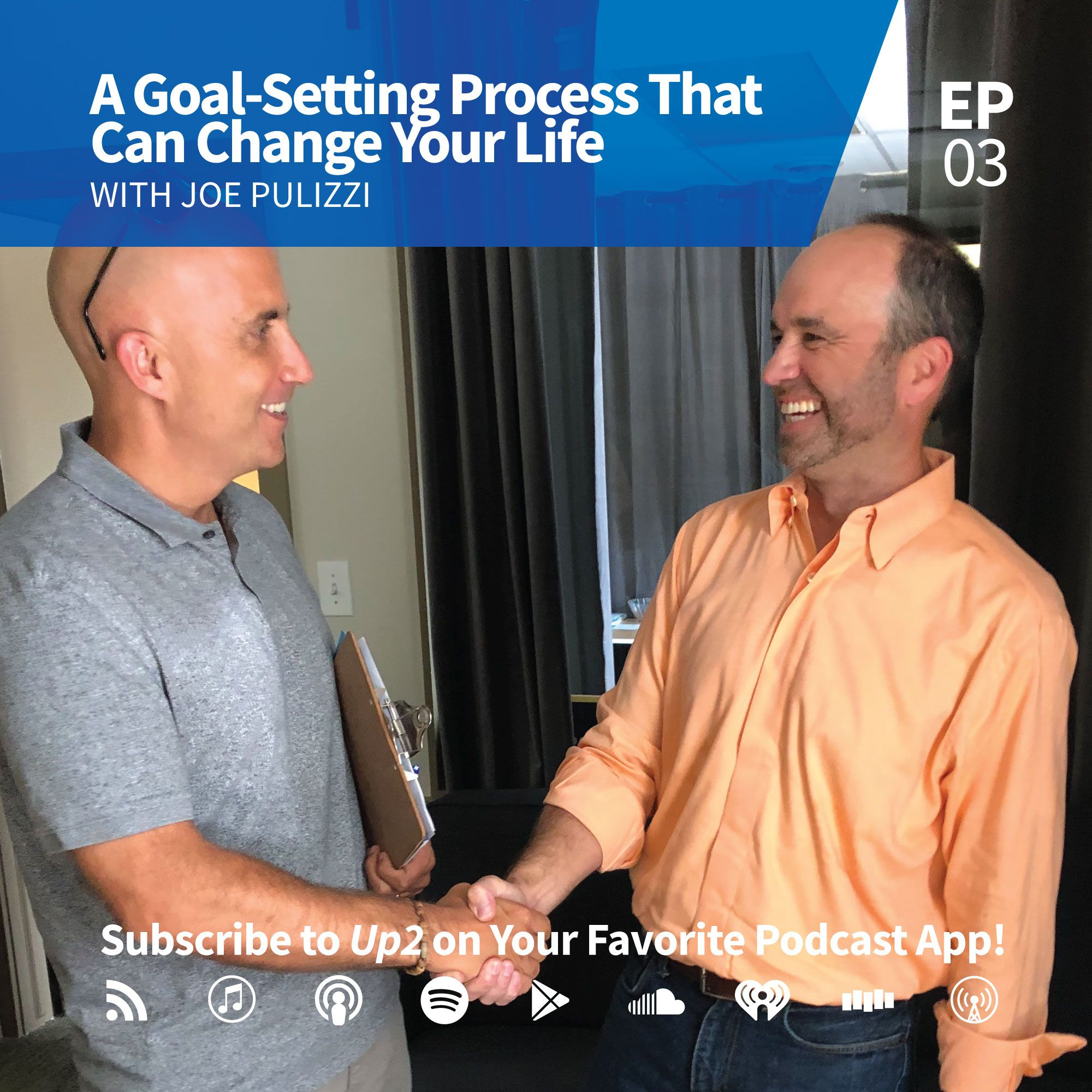 """Joe Pulizzi: """"The Godfather's"""" Goal-Setting Practice that could Change Your Life"""