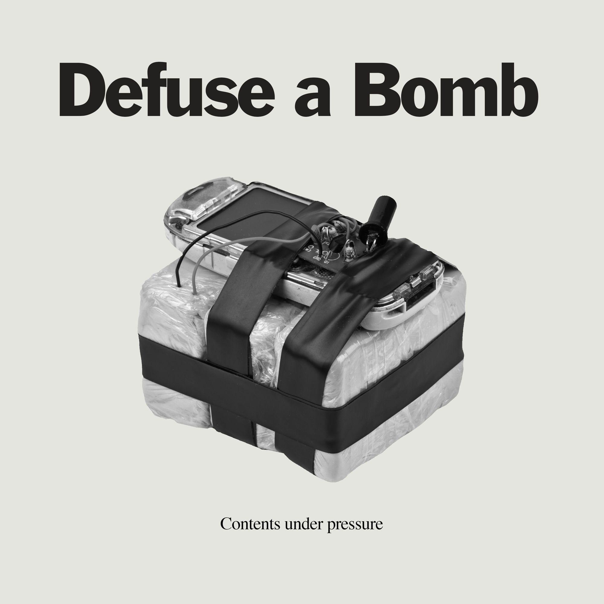 Defuse a Bomb