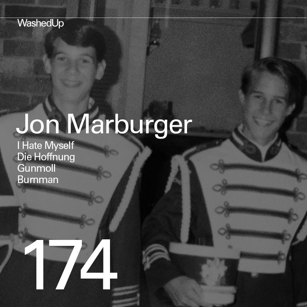 #174 - Jon Marburger (I Hate Myself)