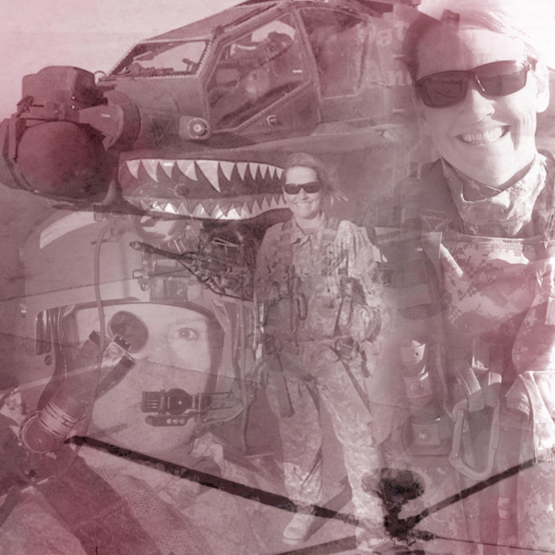 Denise Sanders: Army Apache Pilot, Air Force Flight Medic, Cancer Survivor