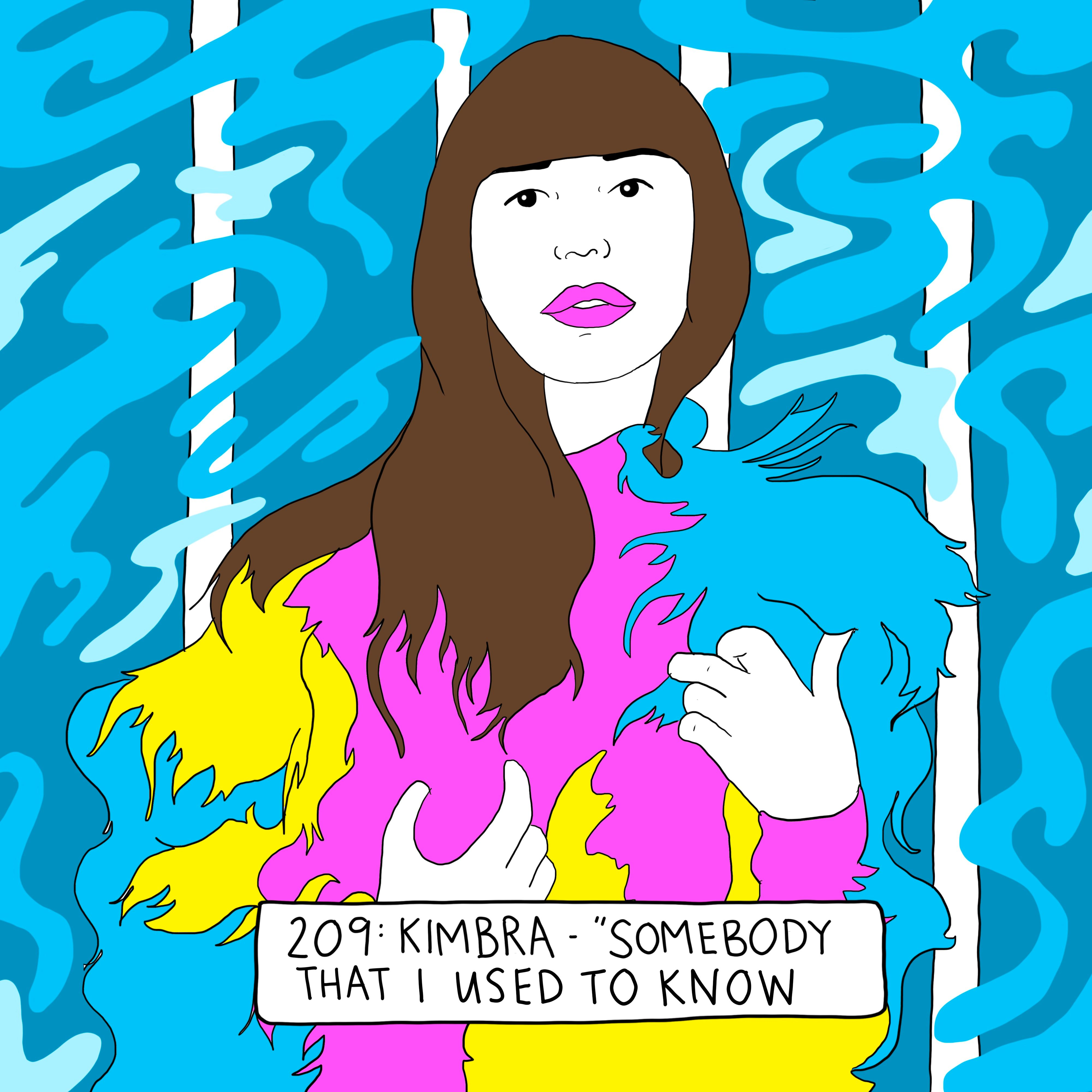 Kimbra reflects on a song that we used to know