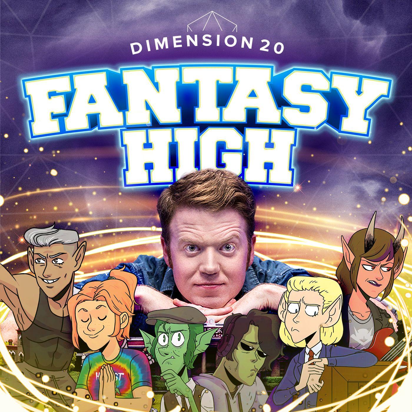 Fantasy High | Ep. 8 | Havoc on the Half-Pipe
