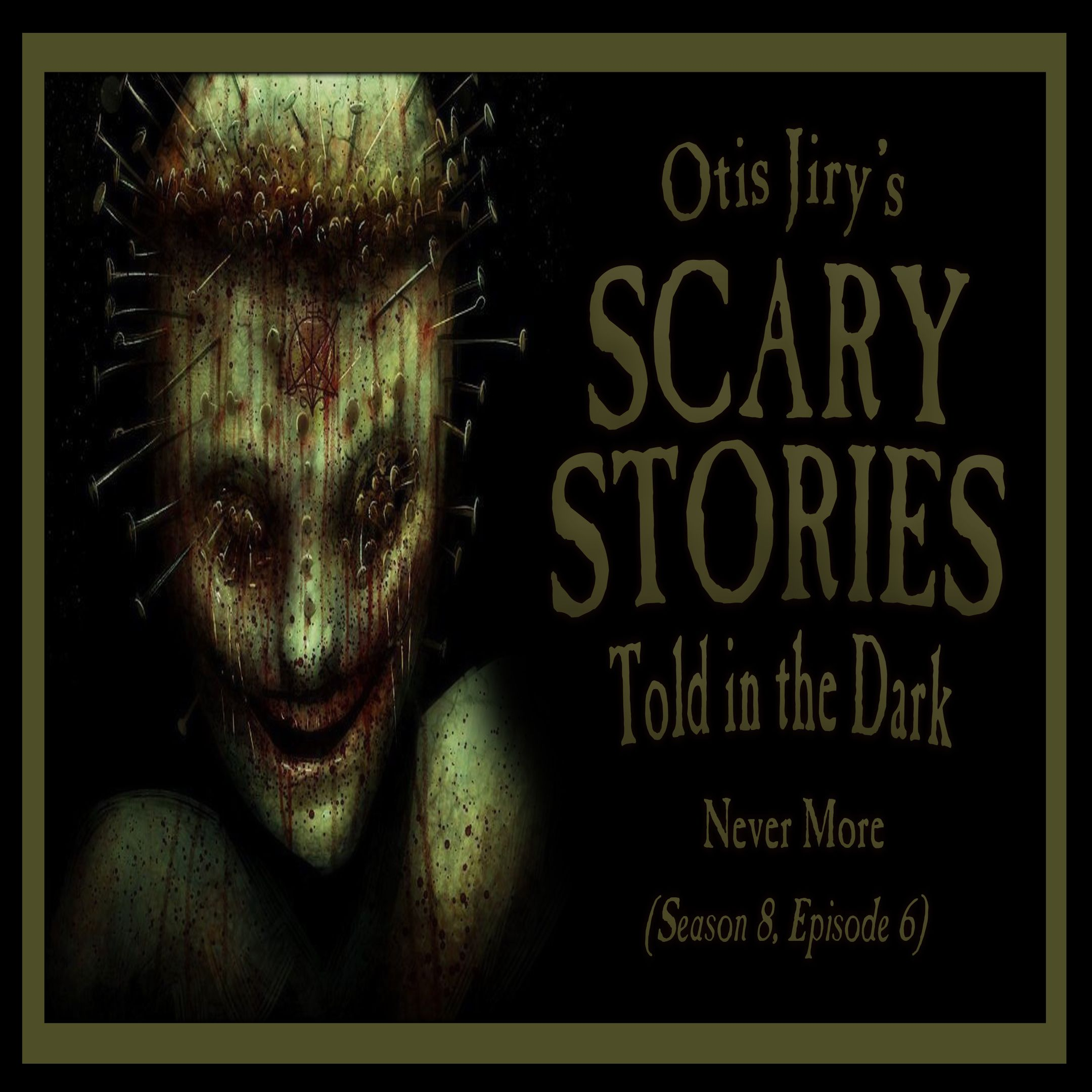 "S8E06 – ""Never More"" – Scary Stories Told in the Dark"