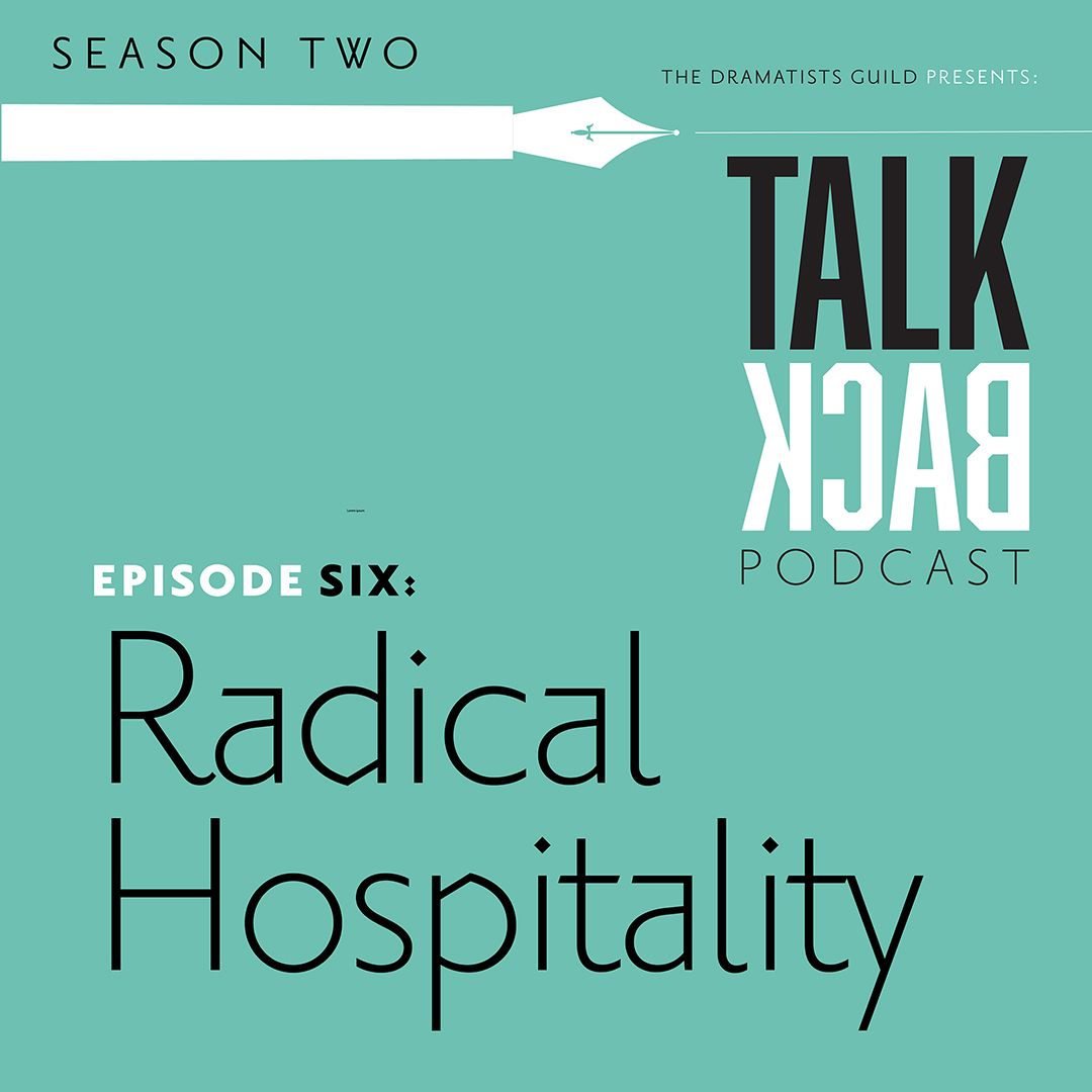 S2 #6 Robert and Charles talk about Radical Hospitality