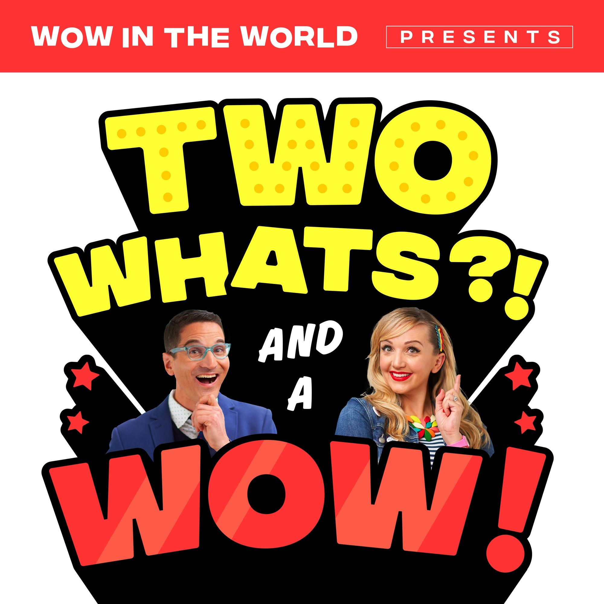 Two Whats!? And a Wow! - Are You Smarter Than a Goldfish?