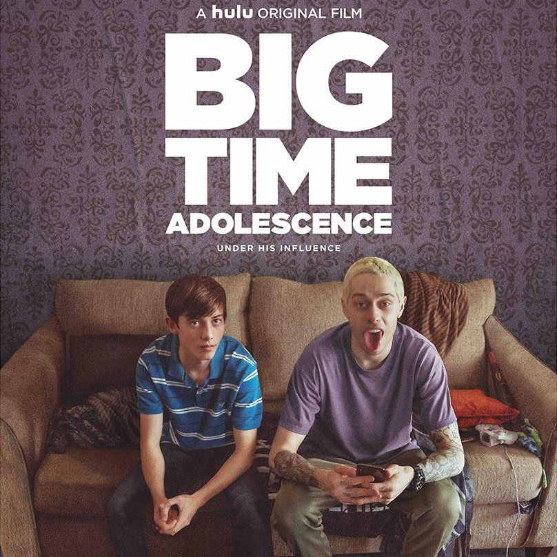 Episode 41: Big Time Adolescence with Hannah Ringswald (Cinemania Word Podcast) and Ian Anderson