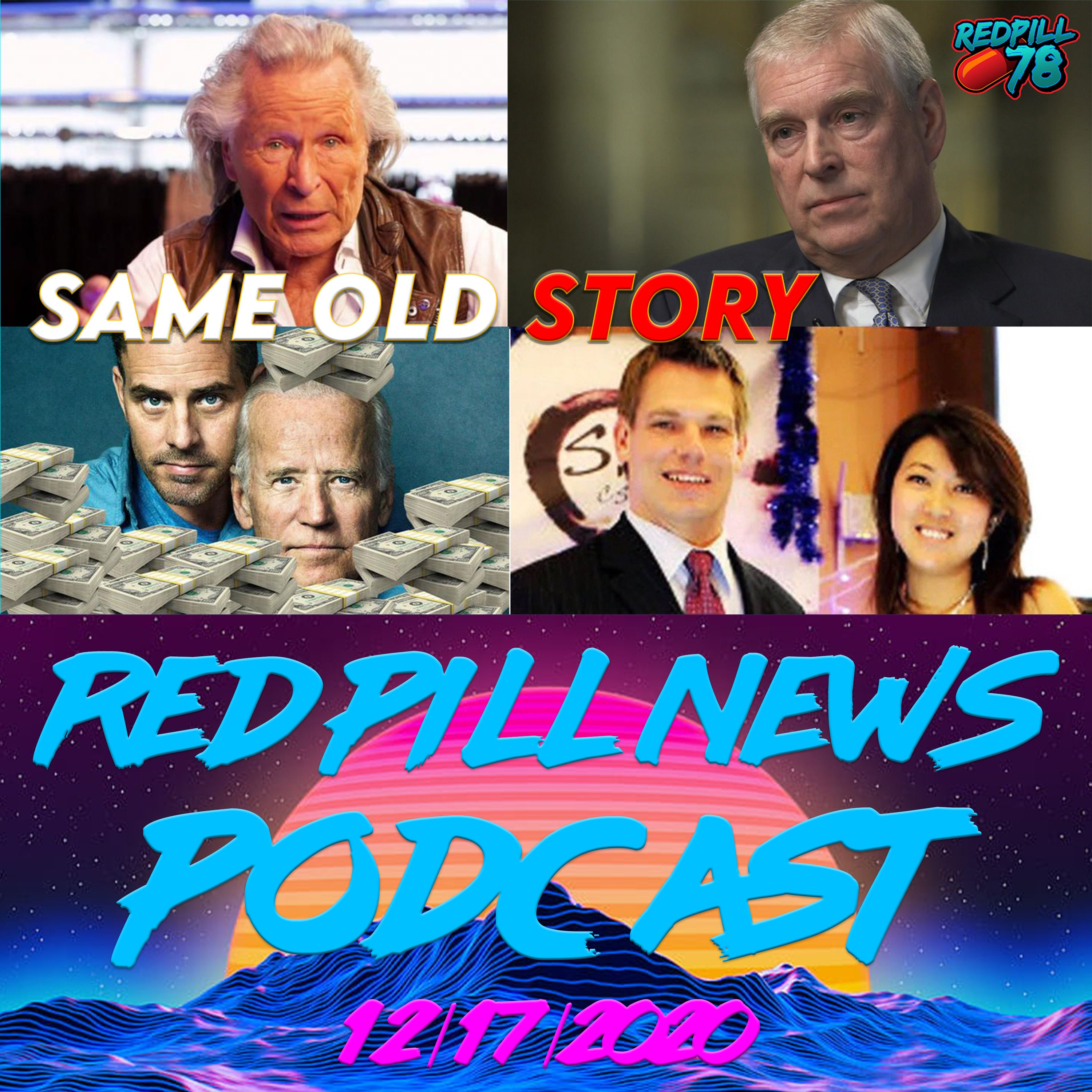 Canadian Epstein Peter Nygard & Prince Andrew Connection, Biden Selling Influence & Swalwell Compromised