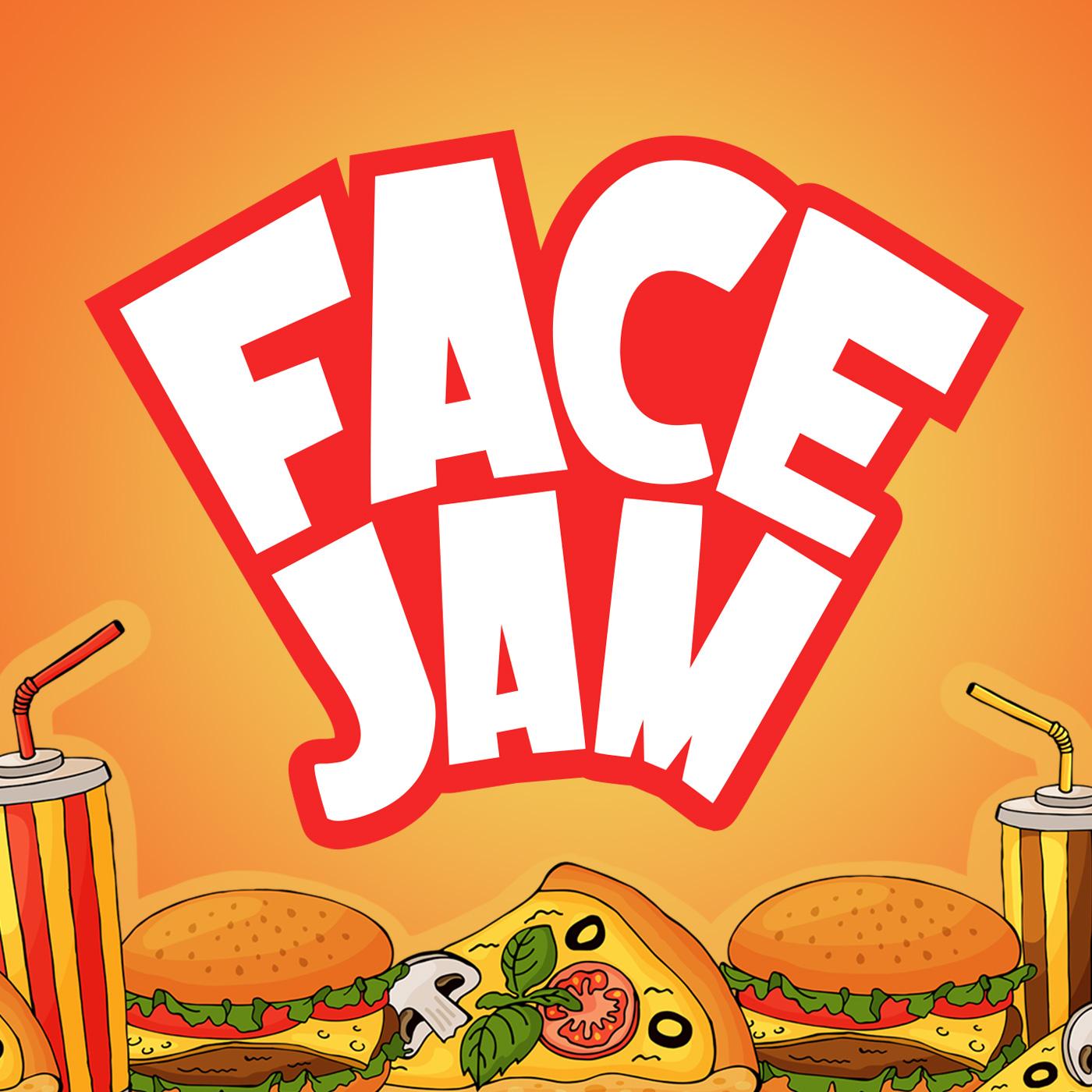 Face Jam Teaser