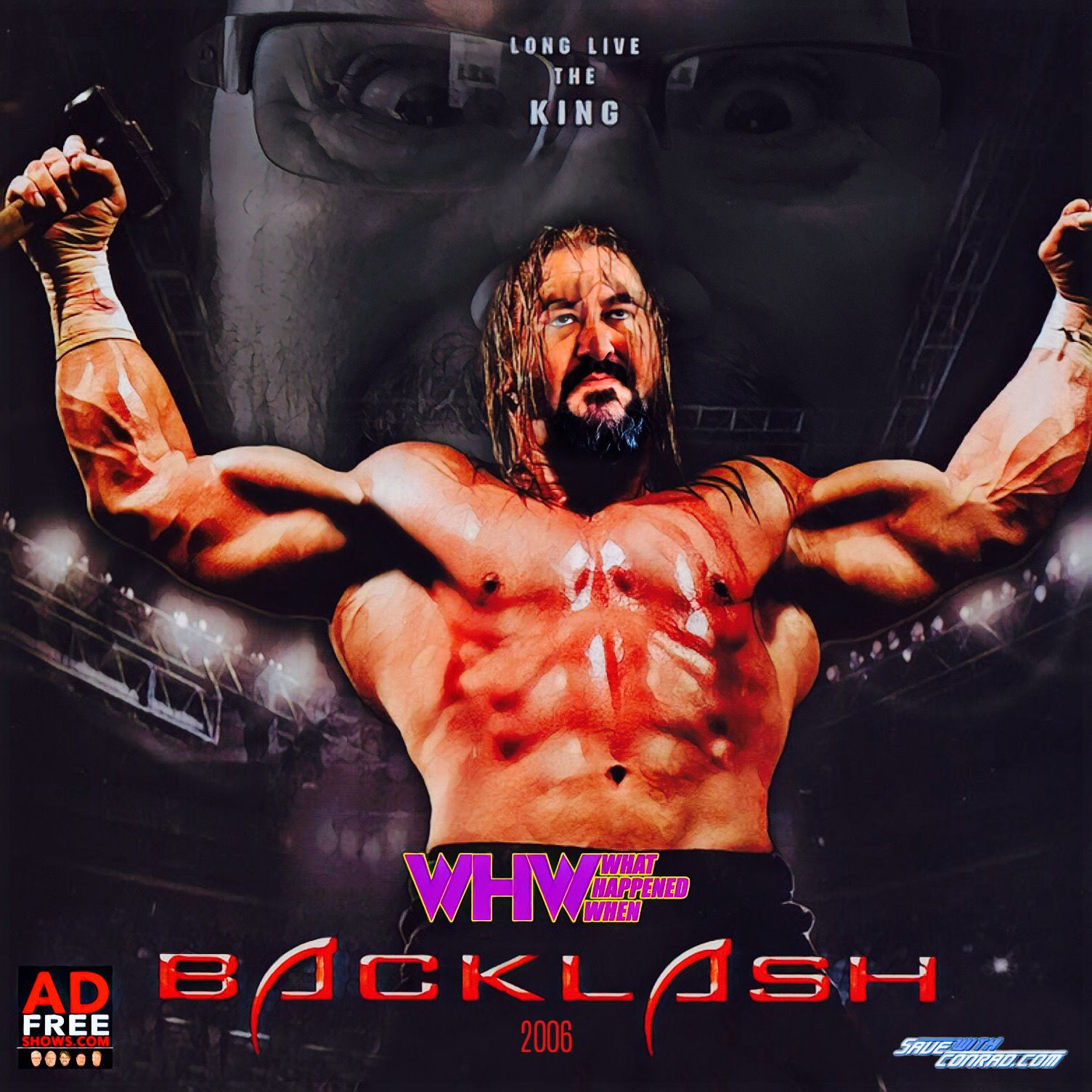 Episode 172:  WWE Backlash 2006