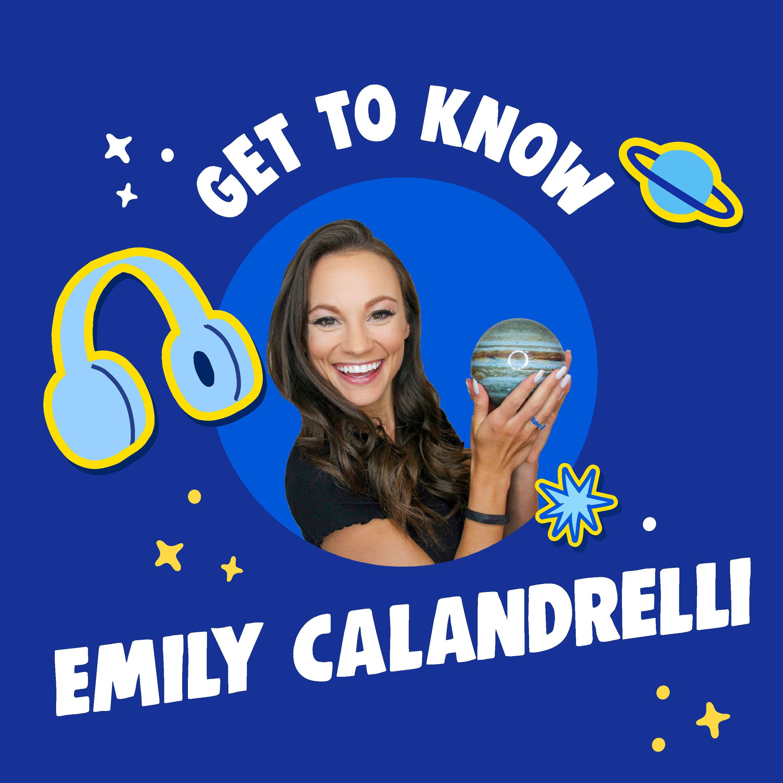 Get to Know Emily Calandrelli