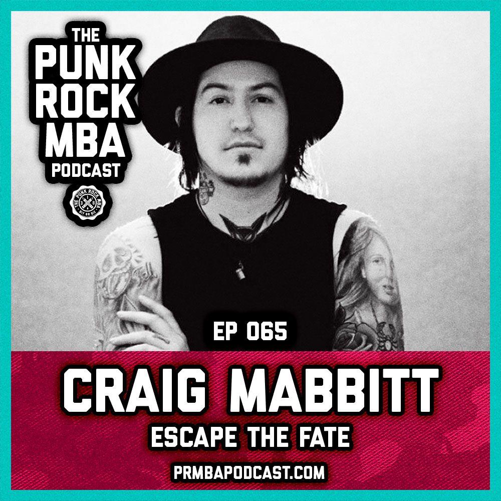 Craig Mabbitt (Escape the Fate)