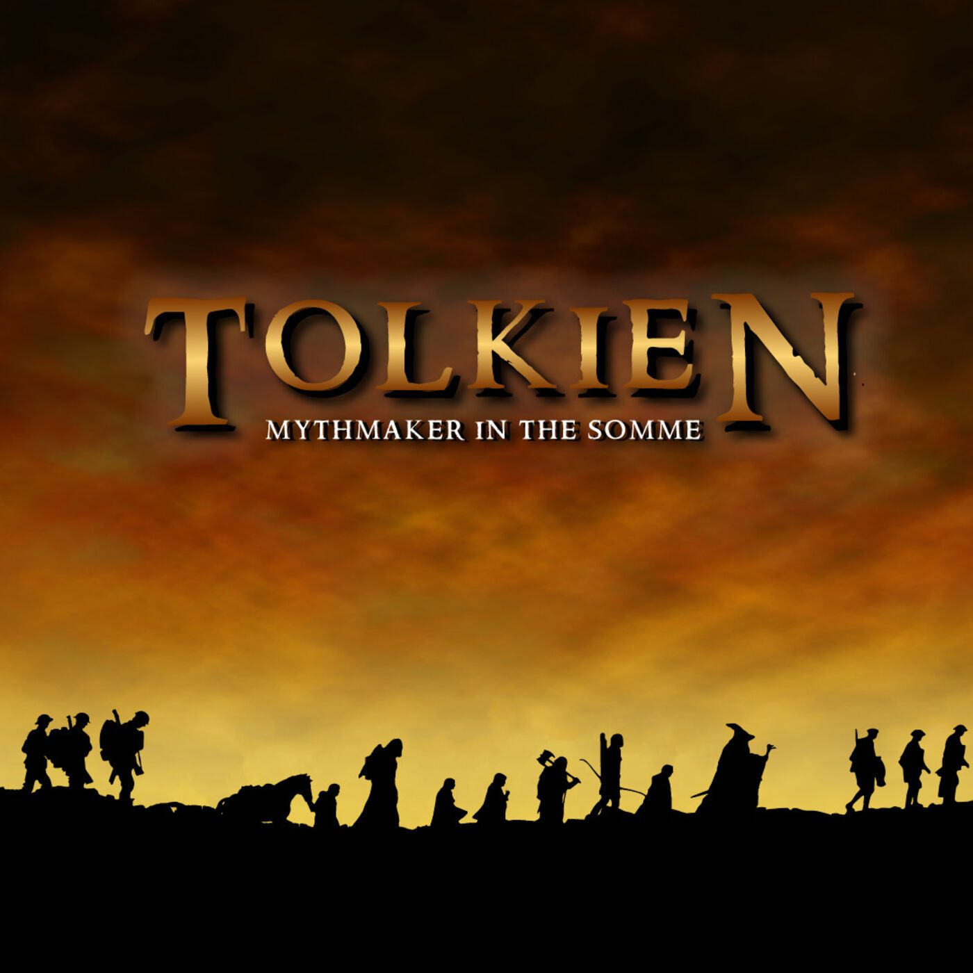 Tolkien: Myth-Maker In The Somme