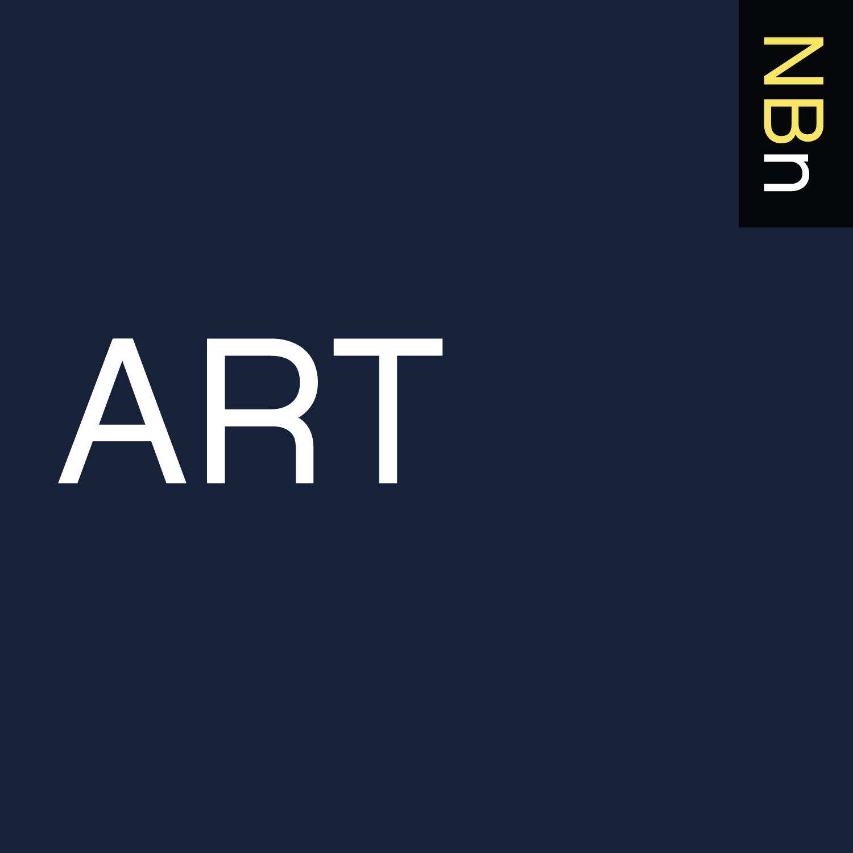 New Books in Art podcast tile