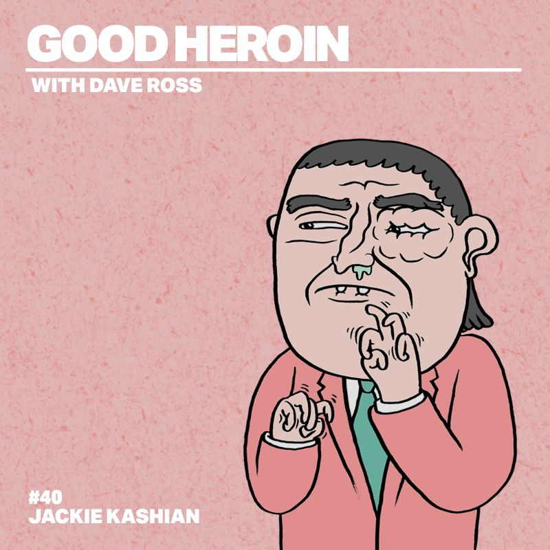#40 Jackie Kashian