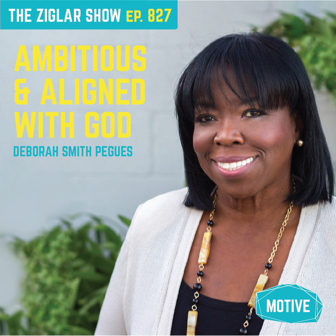 827: Ambitious And Aligned With God | Habits with Deborah Smith Pegues