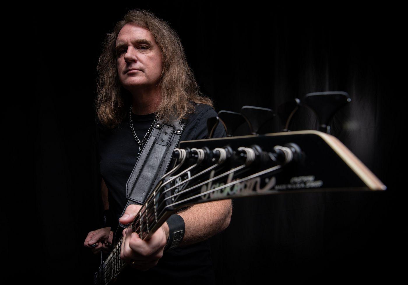 Episode 24: David Ellefson (Megadeth)