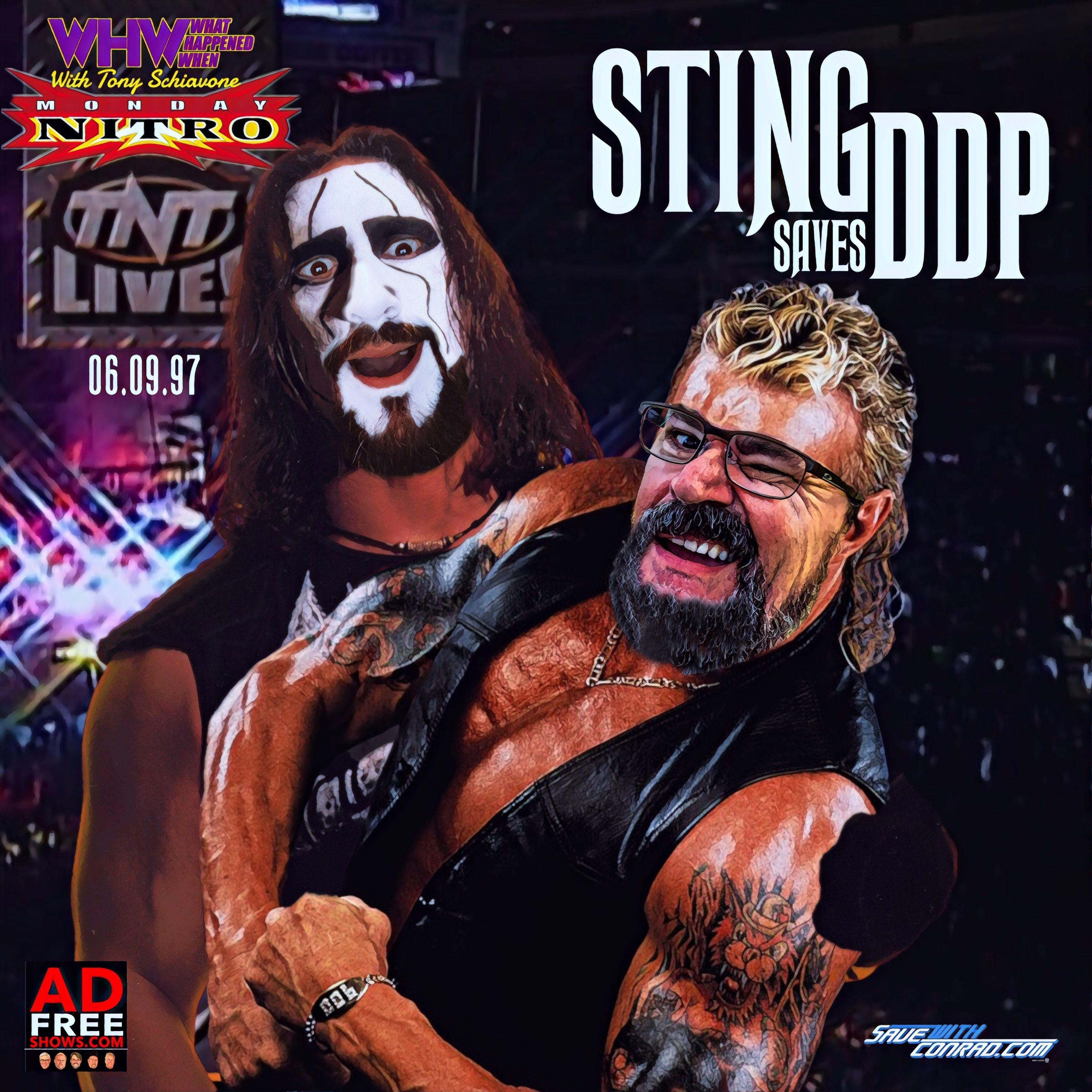 Episode 178:  WCW Monday Nitro 06-09-1997